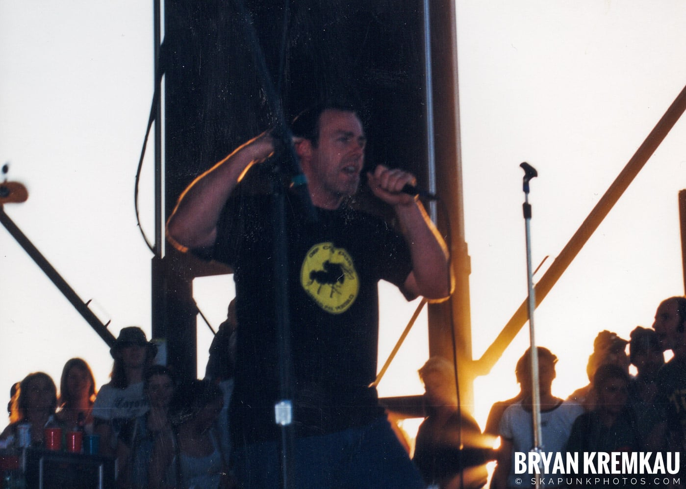 Bad Religion @ Vans Warped Tour, Randall's Island, NYC - 8.1.98 (5)