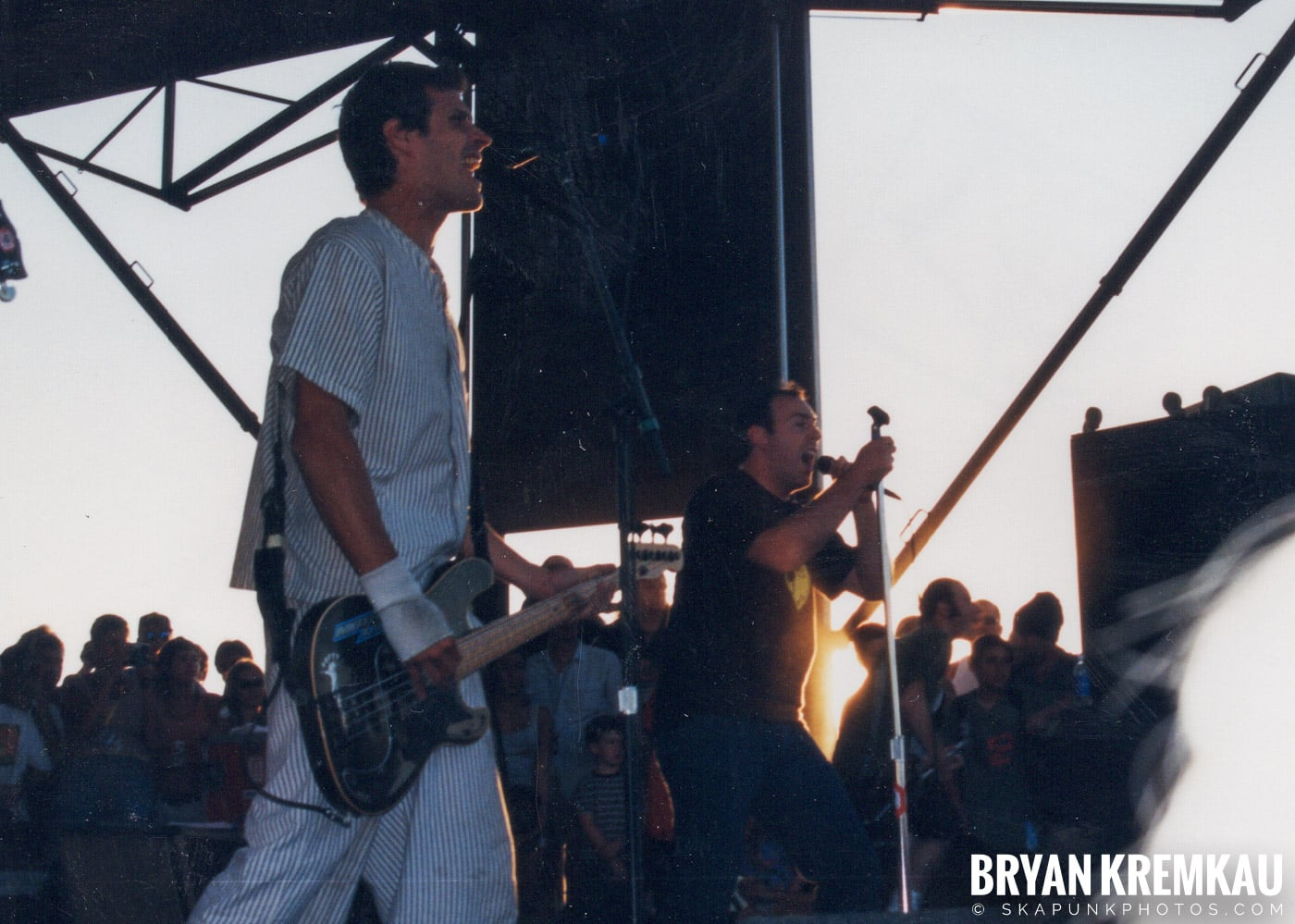 Bad Religion @ Vans Warped Tour, Randall's Island, NYC - 8.1.98 (4)