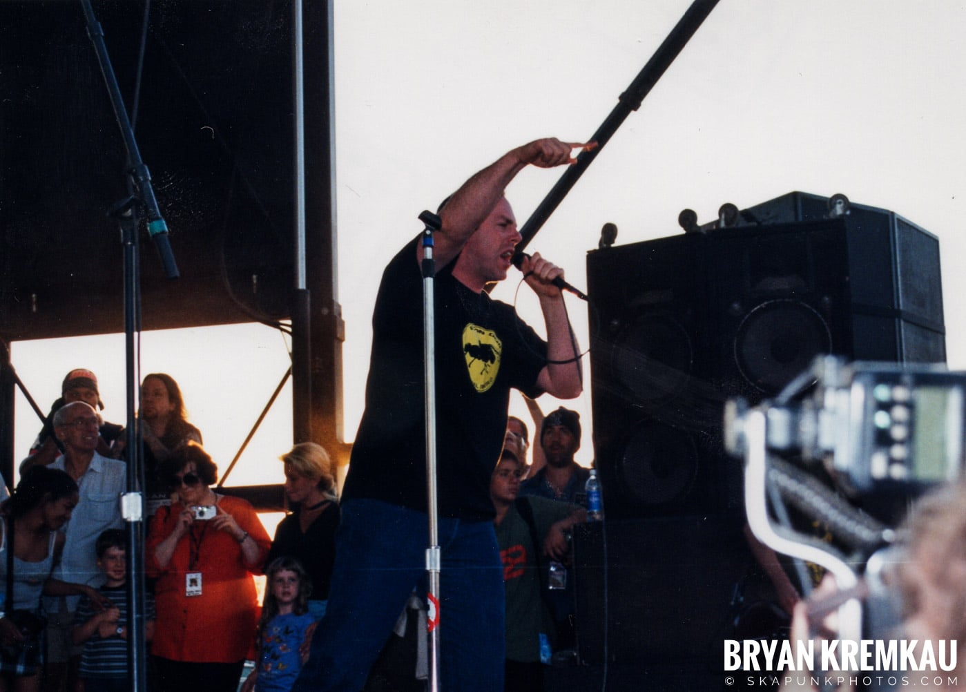 Bad Religion @ Vans Warped Tour, Randall's Island, NYC - 8.1.98 (3)