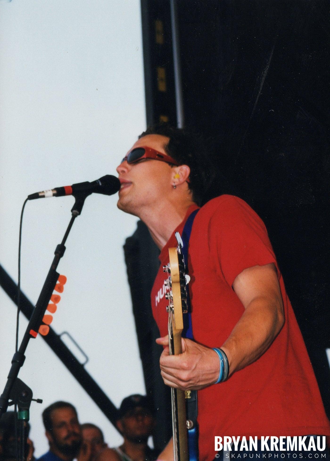 Blink-182 @ Vans Warped Tour, Randall's Island, NYC (17)