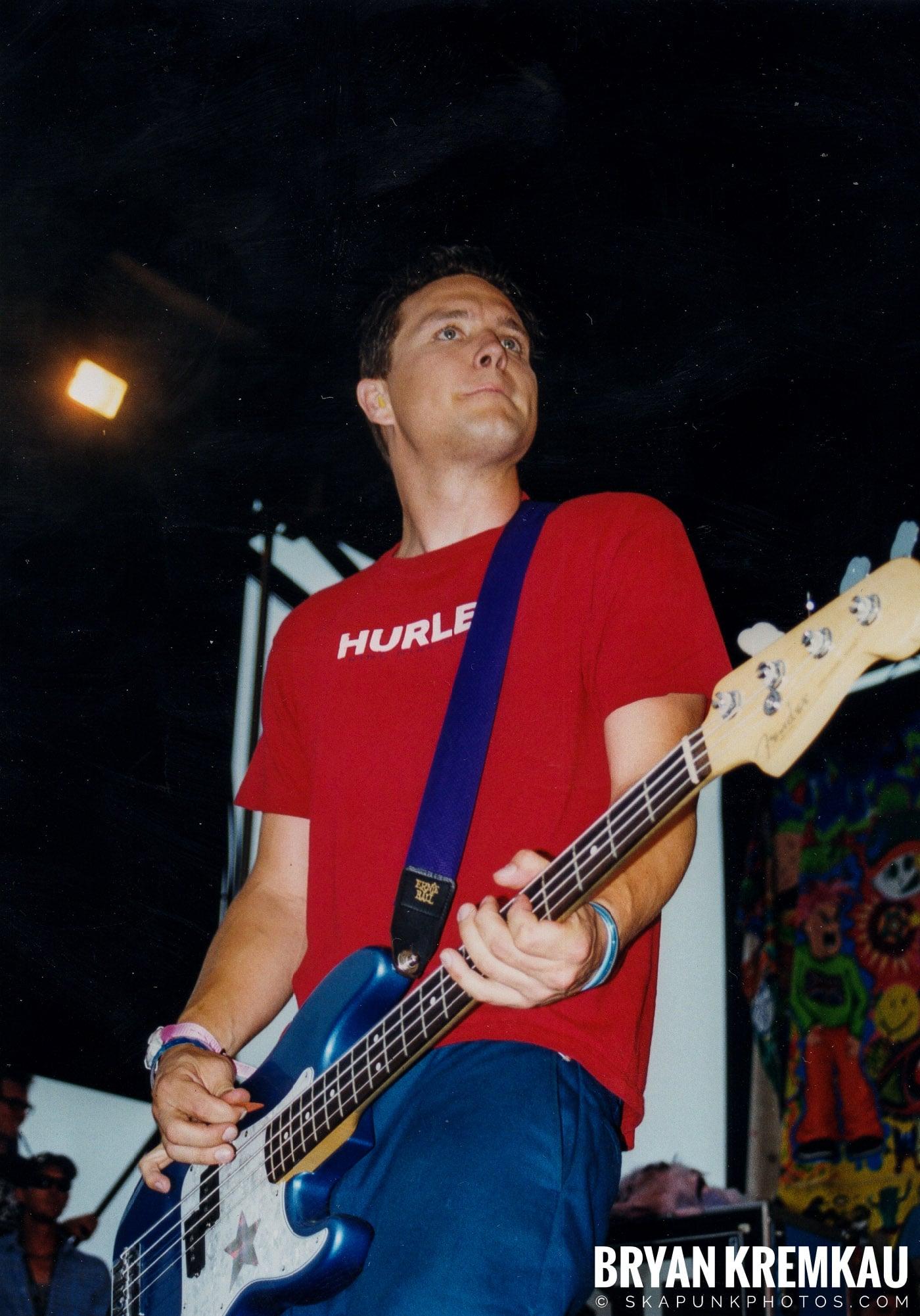 Blink-182 @ Vans Warped Tour, Randall's Island, NYC (14)
