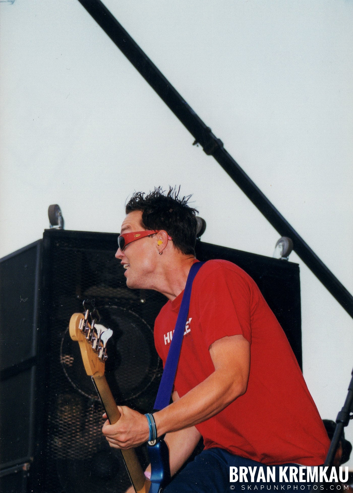 Blink-182 @ Vans Warped Tour, Randall's Island, NYC (13)