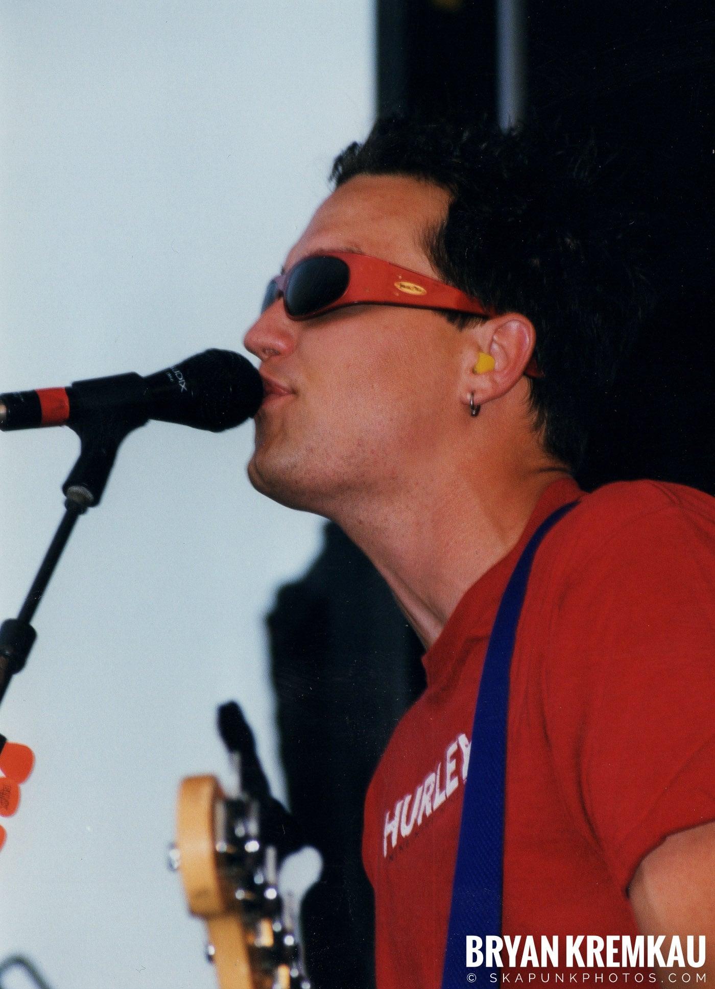 Blink-182 @ Vans Warped Tour, Randall's Island, NYC (8)