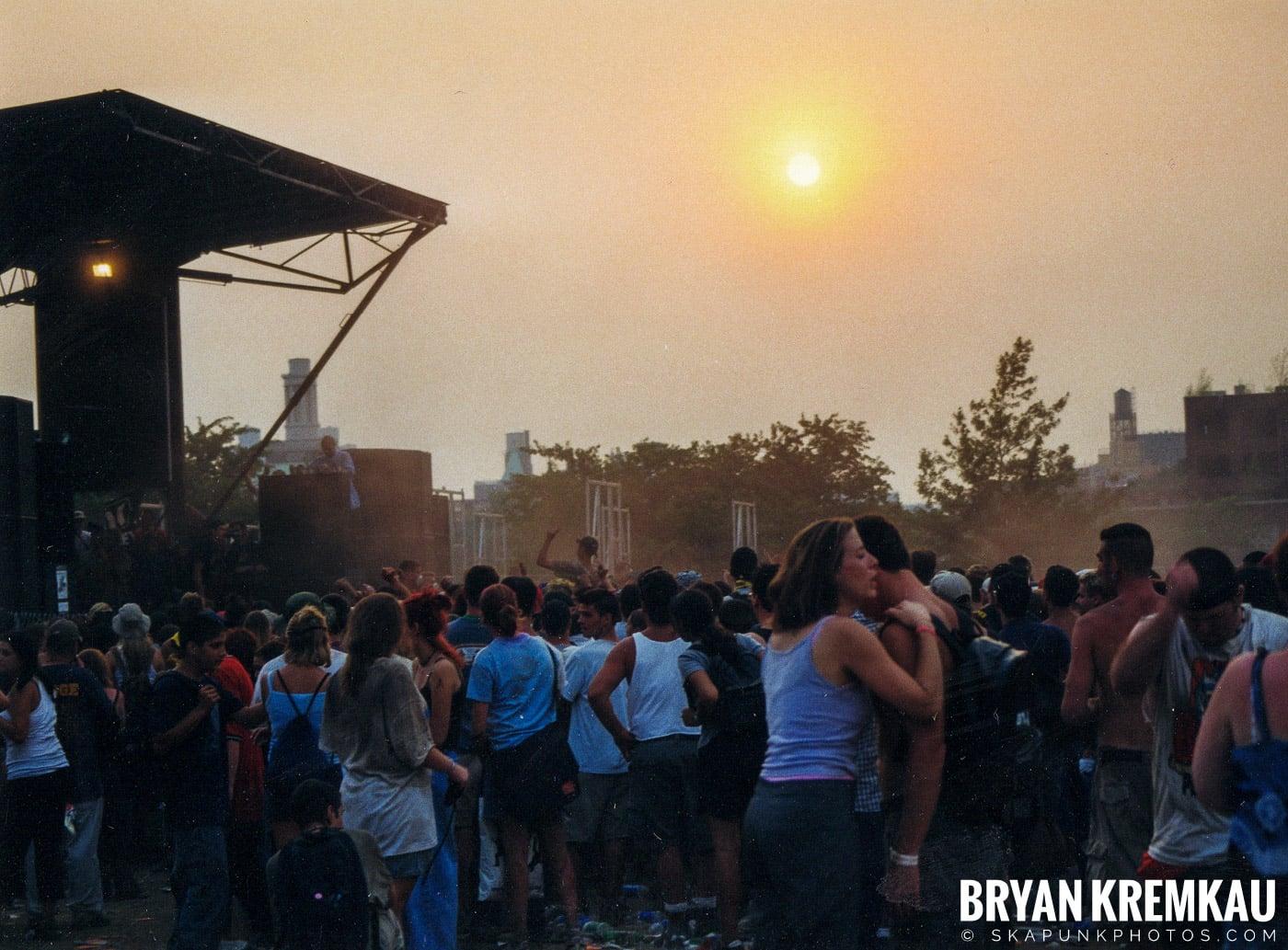 Blink-182 @ Vans Warped Tour, Randall's Island, NYC (3)