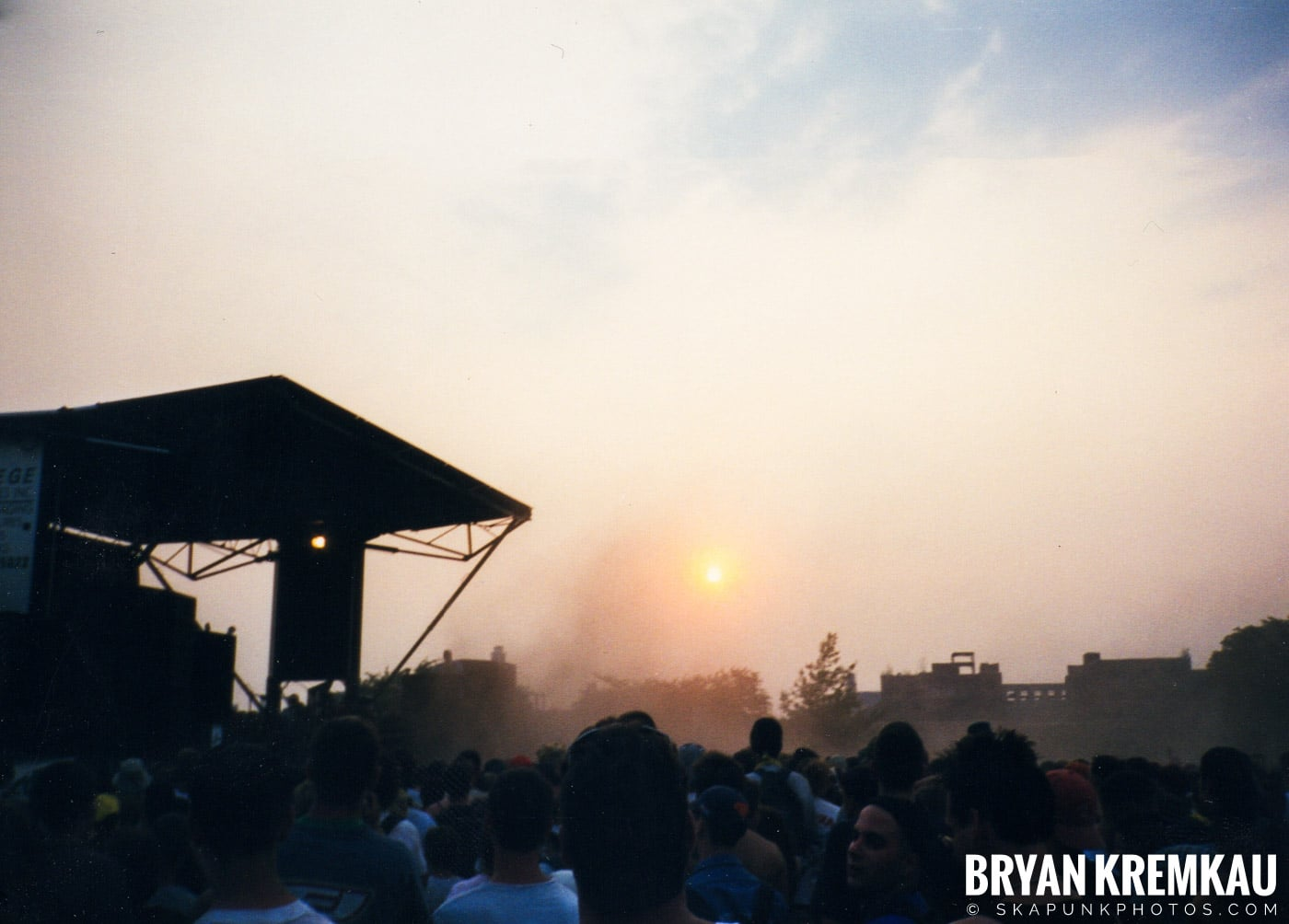 Blink-182 @ Vans Warped Tour, Randall's Island, NYC (1)