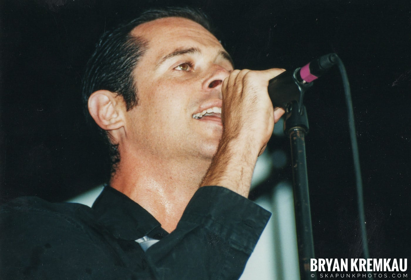 The Bouncing Souls @ Vans Warped Tour, Randall's Island, NYC - 8.4.01 (1)