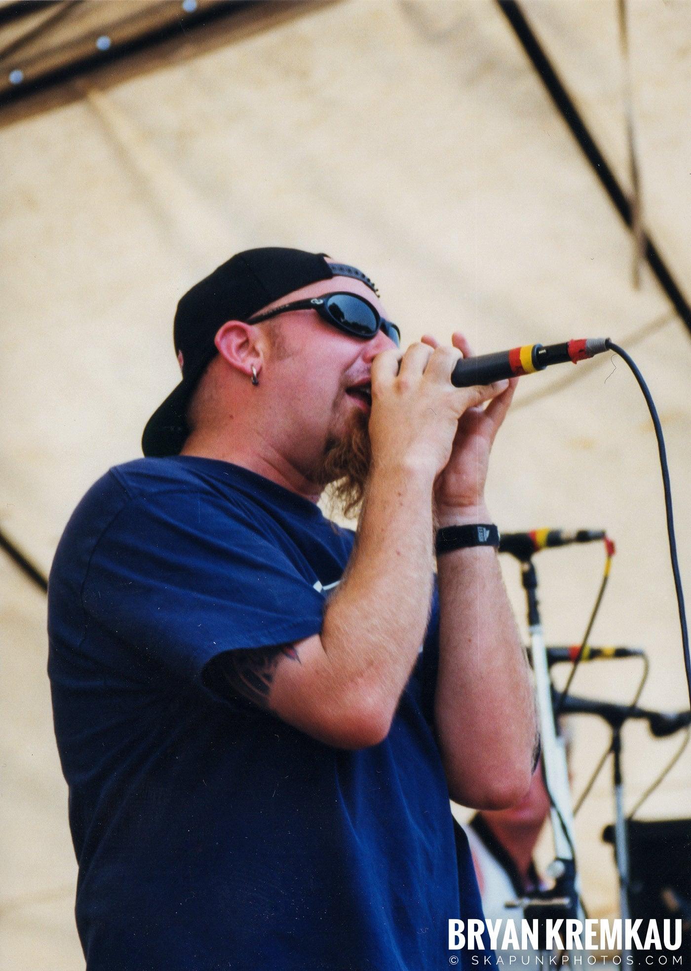 Buck O Nine @ Vans Warped Tour, Randall's Island, NYC - 8.1.98 (12)