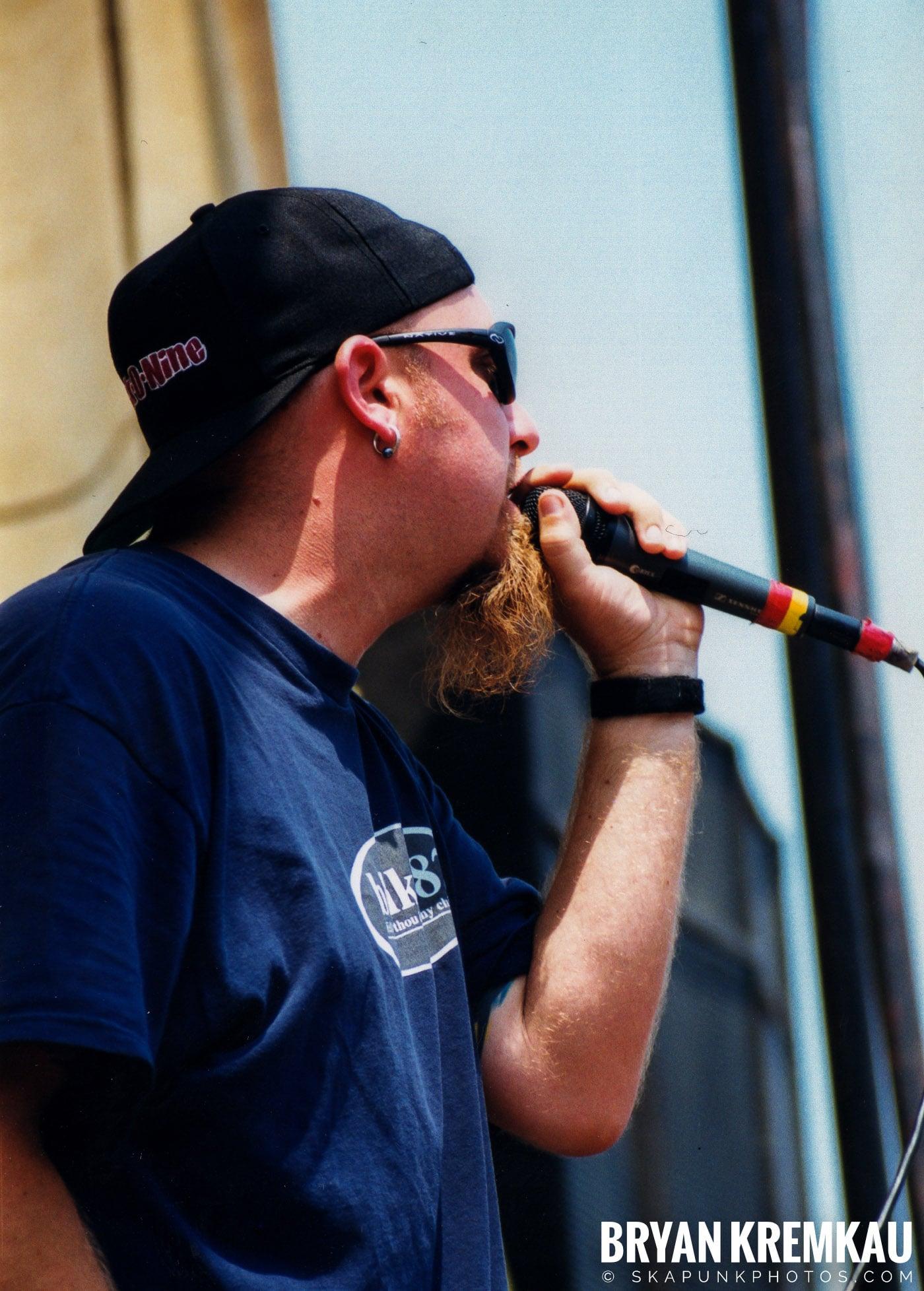 Buck O Nine @ Vans Warped Tour, Randall's Island, NYC - 8.1.98 (11)