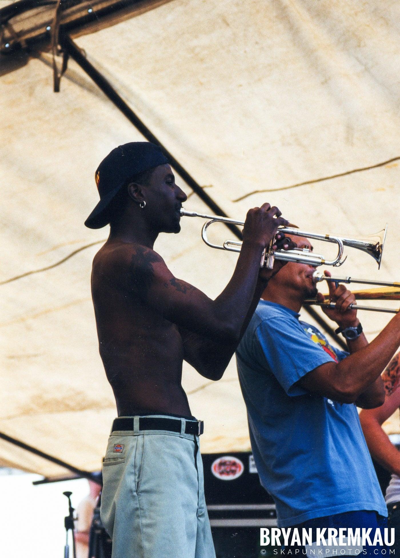 Buck O Nine @ Vans Warped Tour, Randall's Island, NYC - 8.1.98 (4)