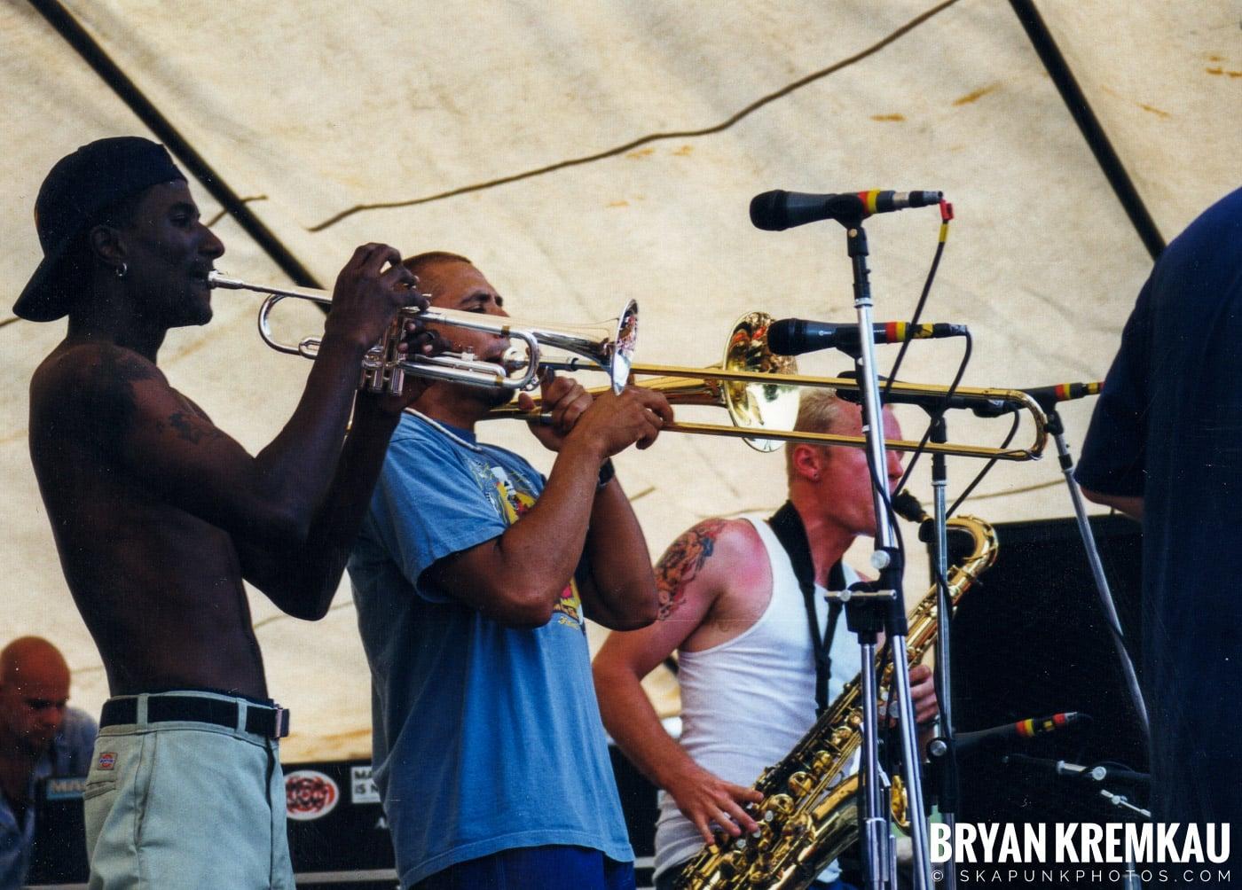 Buck O Nine @ Vans Warped Tour, Randall's Island, NYC - 8.1.98 (2)
