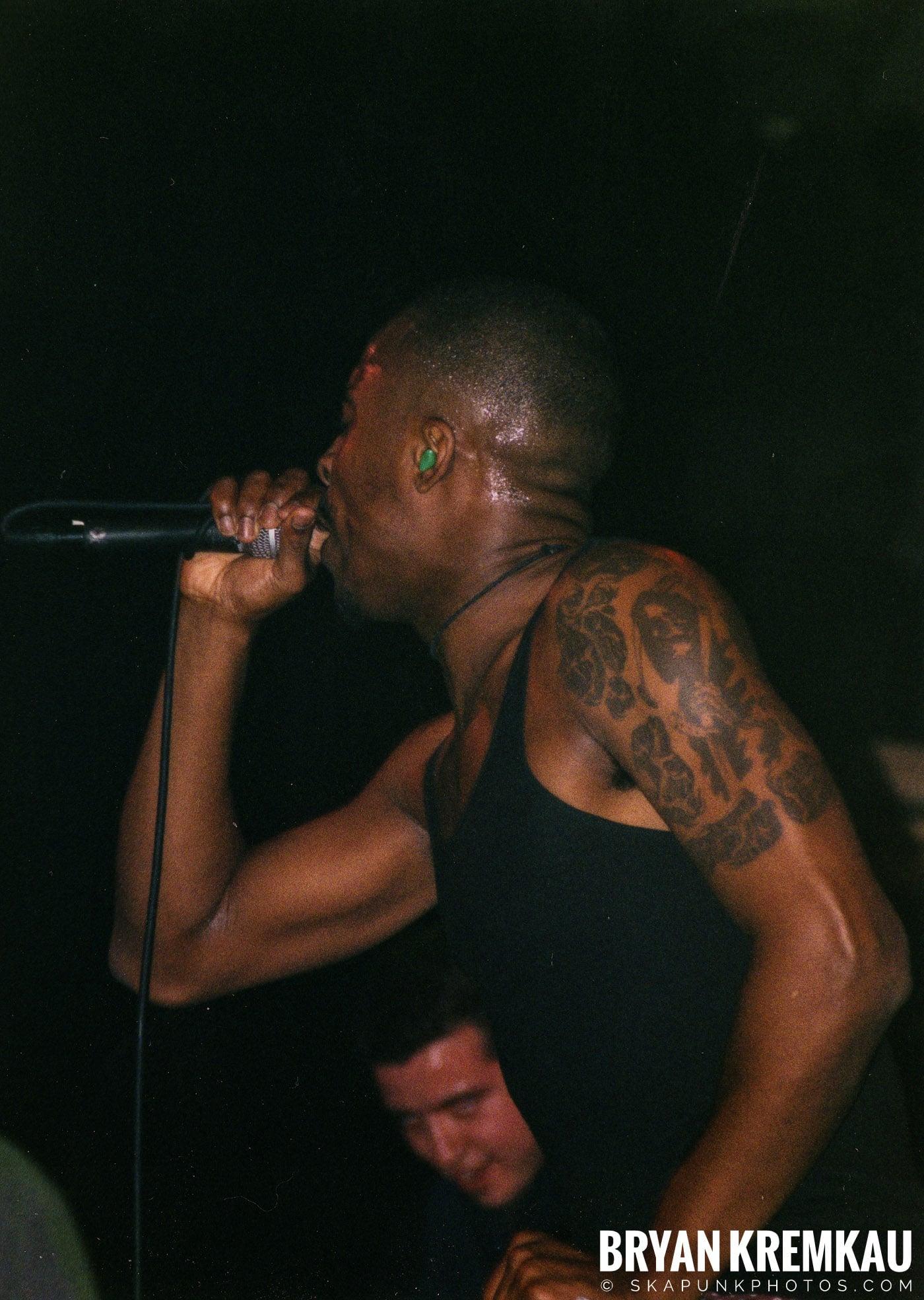 Candiria @ The Chance, Poughkeepsie, NY - 3.26.99 (14)