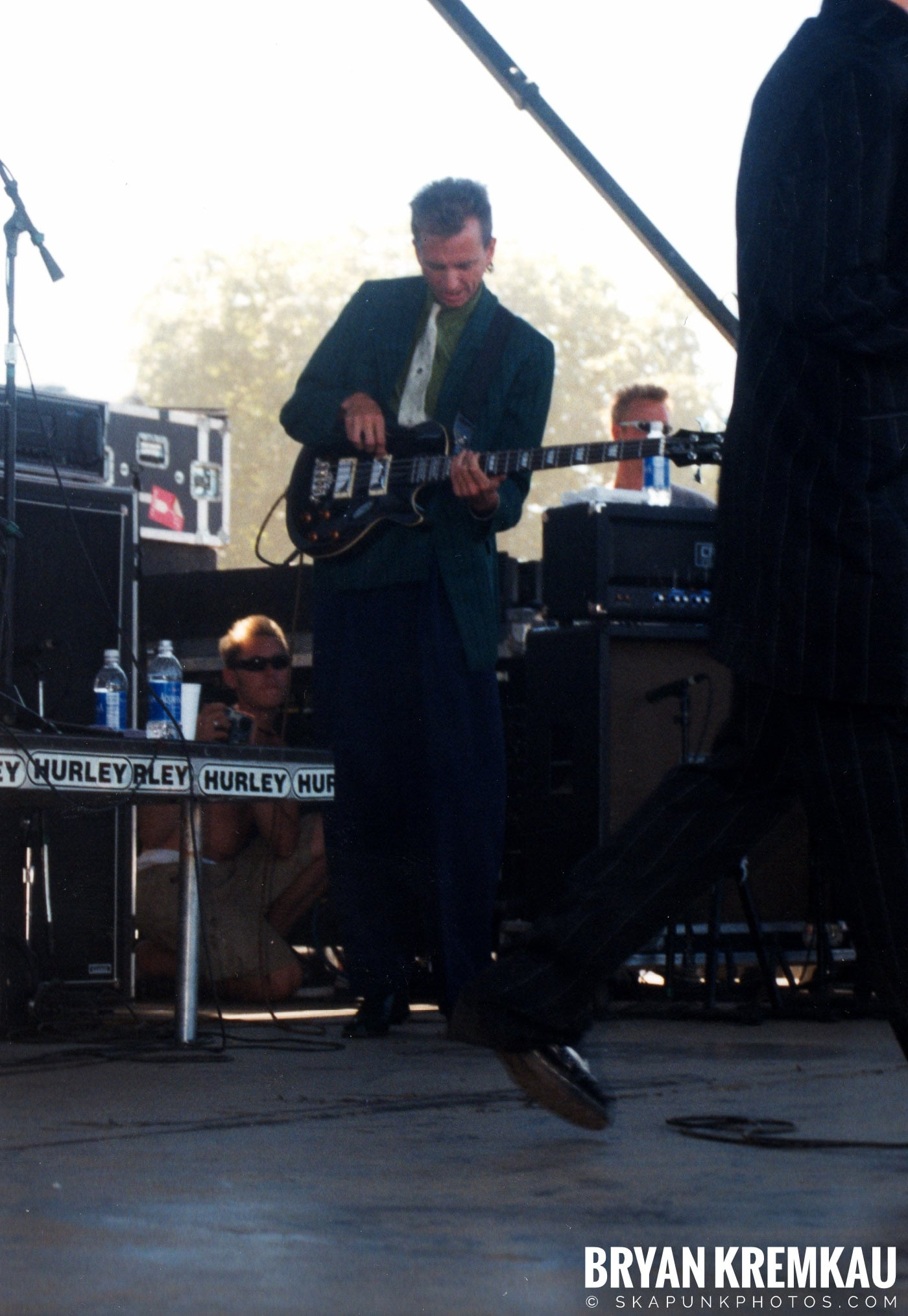Cherry Poppin' Daddies @ Vans Warped Tour, Randall's Island, NYC - 8.1.98 (8)