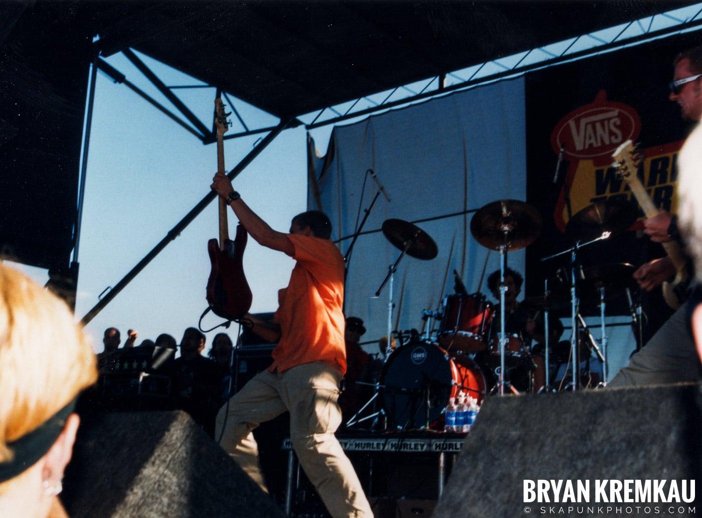CIV @ Vans Warped Tour, Randall's Island, NYC - 8.1.98 (5)