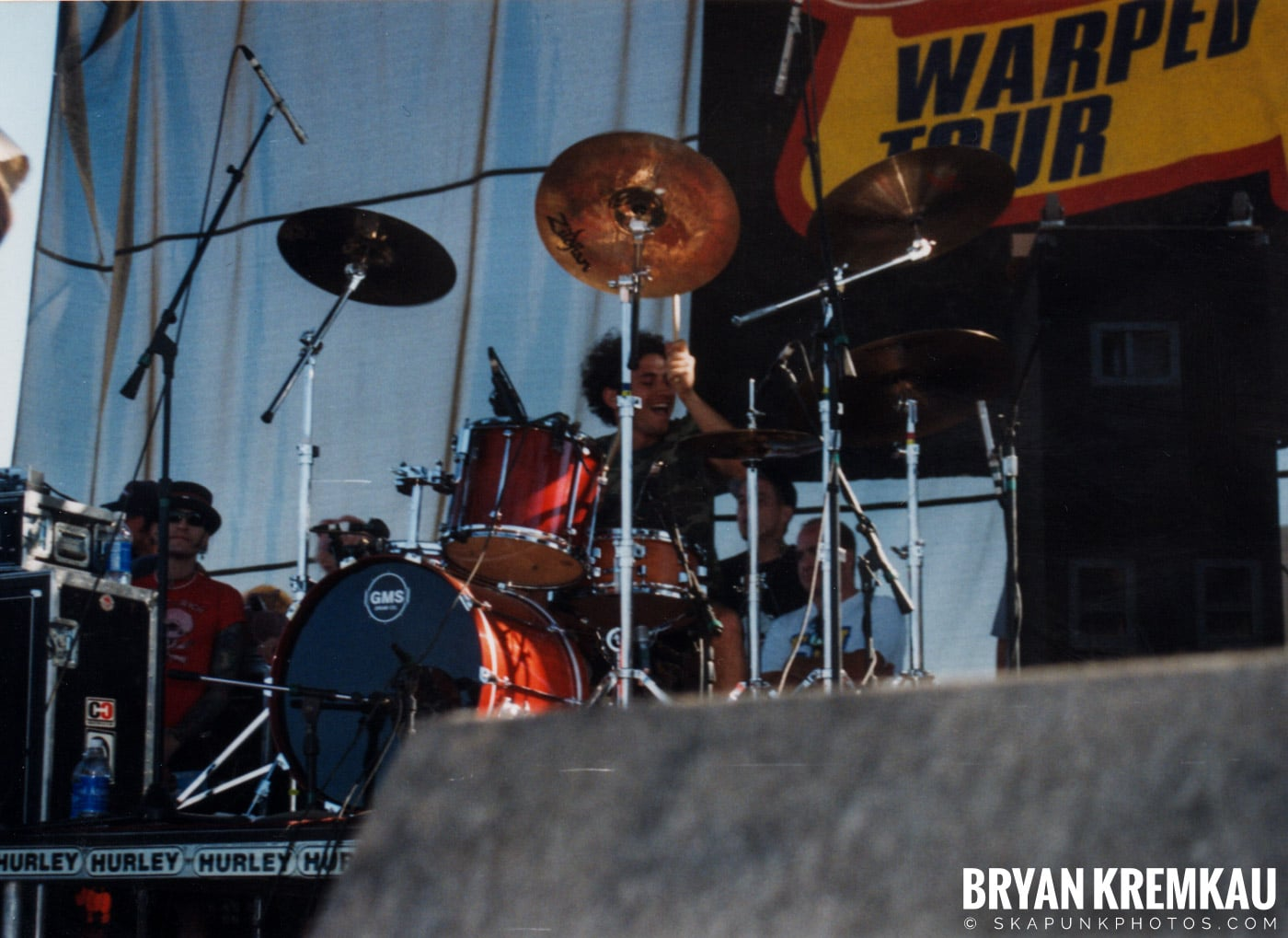CIV @ Vans Warped Tour, Randall's Island, NYC - 8.1.98 (3)