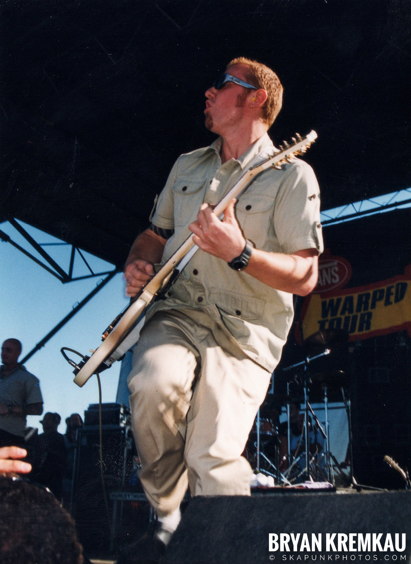 CIV @ Vans Warped Tour, Randall's Island, NYC - 8.1.98 (1)