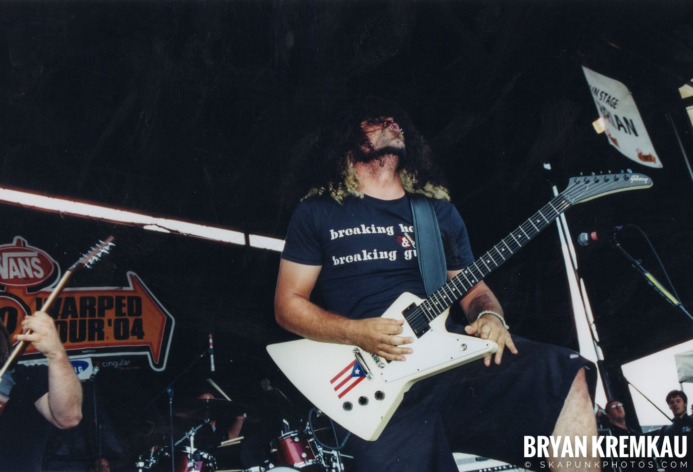 Coheed and Cambria @ Vans Warped Tour, Randall's Island, NYC - 8.7.04 (19)