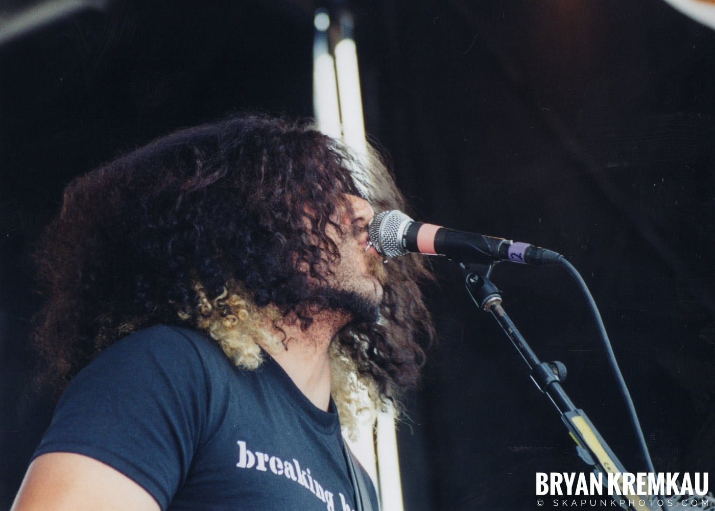 Coheed and Cambria @ Vans Warped Tour, Randall's Island, NYC - 8.7.04 (16)