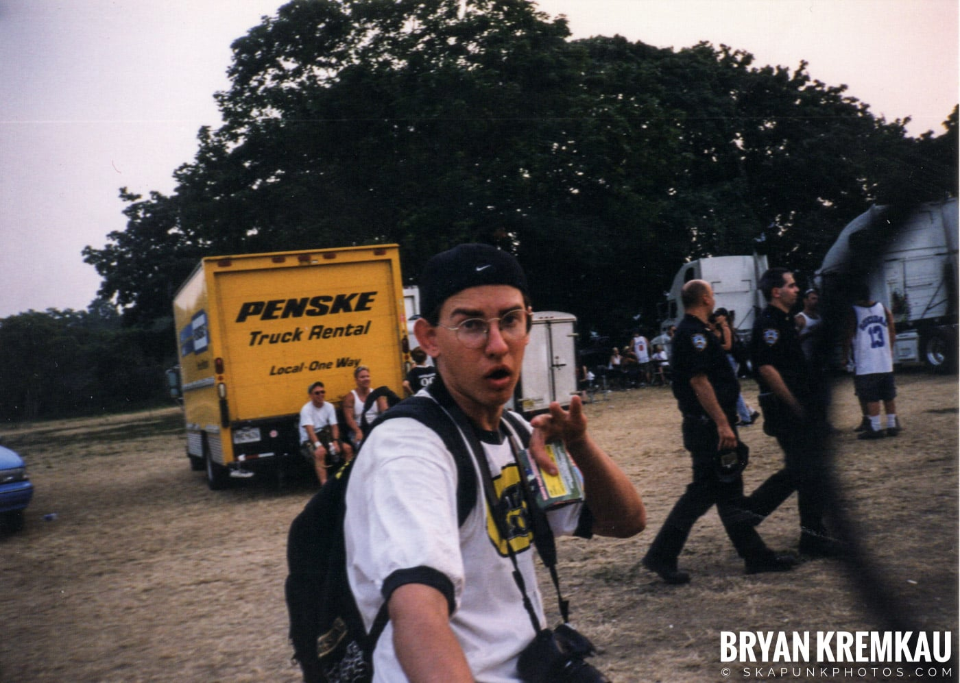 Crowd Shots @ Vans Warped Tour, Randall's Island, NYC - 7.16.99 (3)