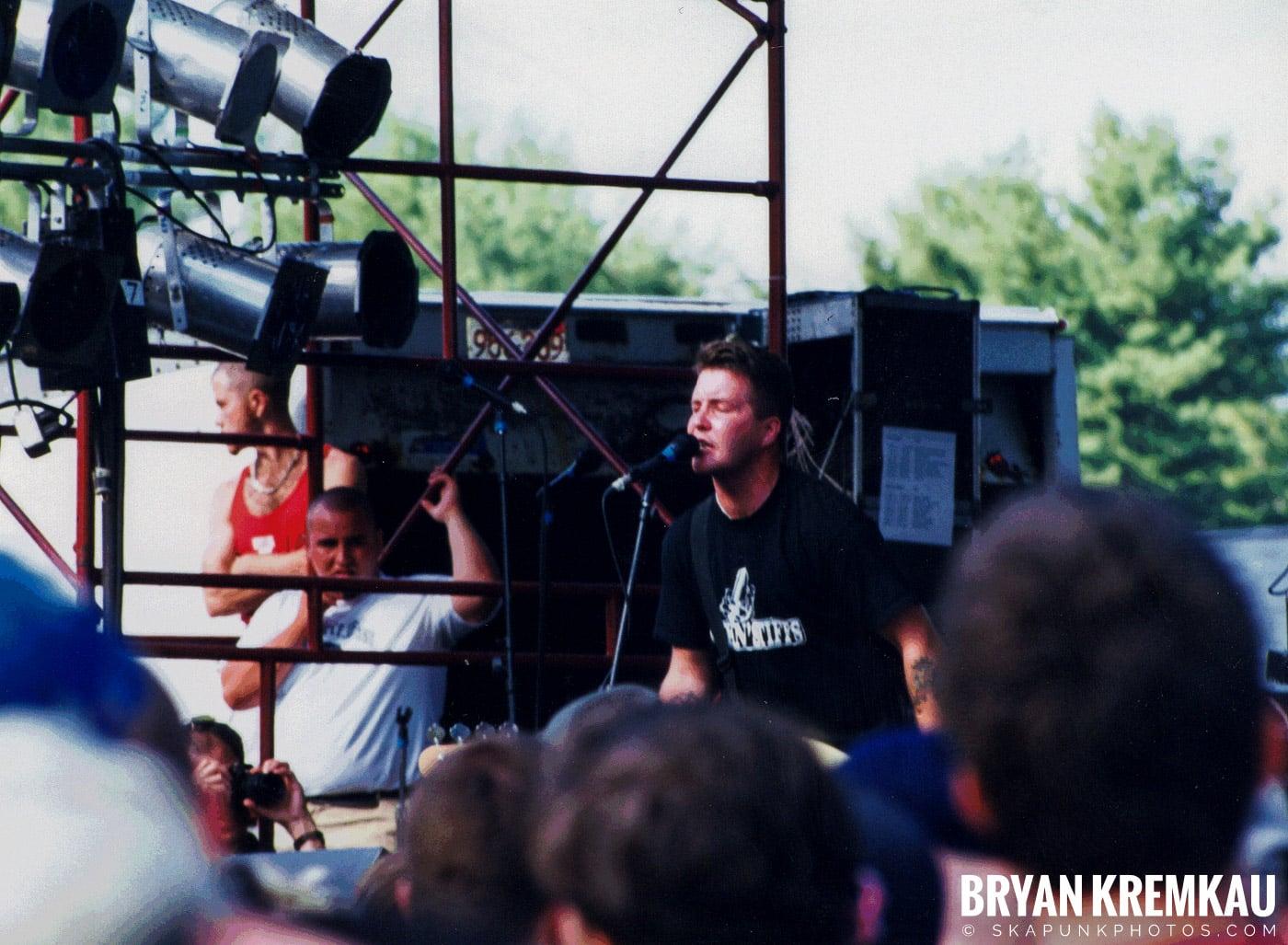 The Dropkick Murphys @ New England Ska Fest 98, Westford, MA - 8.22.98 (6)