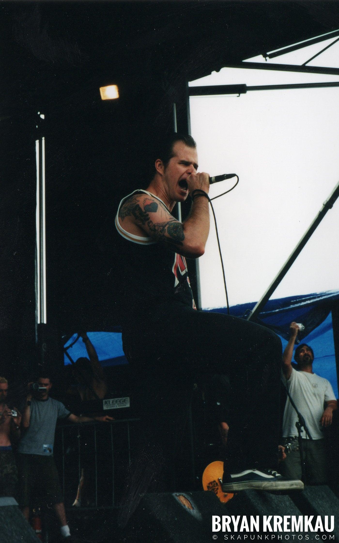 The Dropkick Murphys @ Vans Warped Tour, Randall's Island, NYC - 8.4.01 (12)