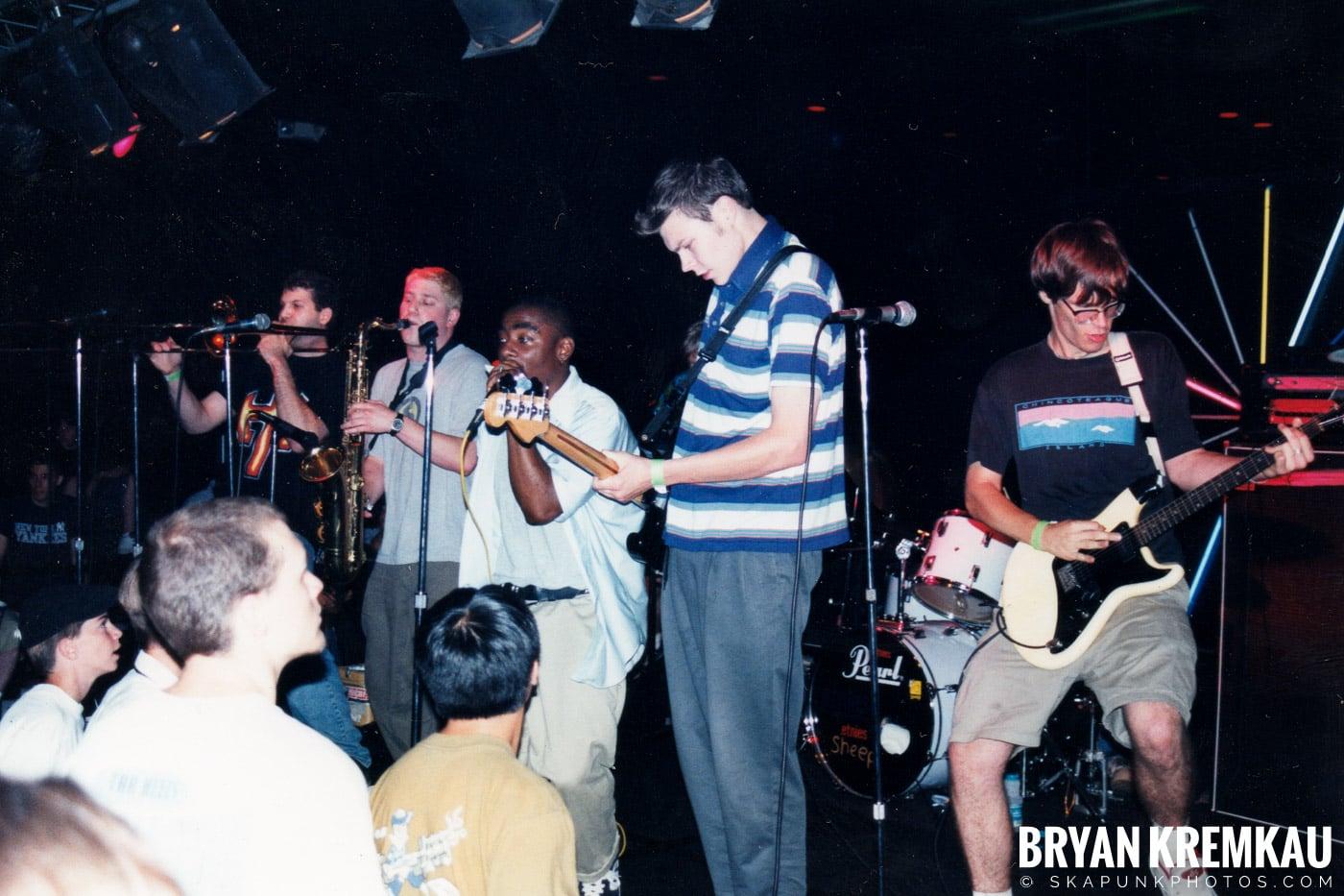 The Eclectics @ Skater's World, Wayne, NJ - 1998 (8)