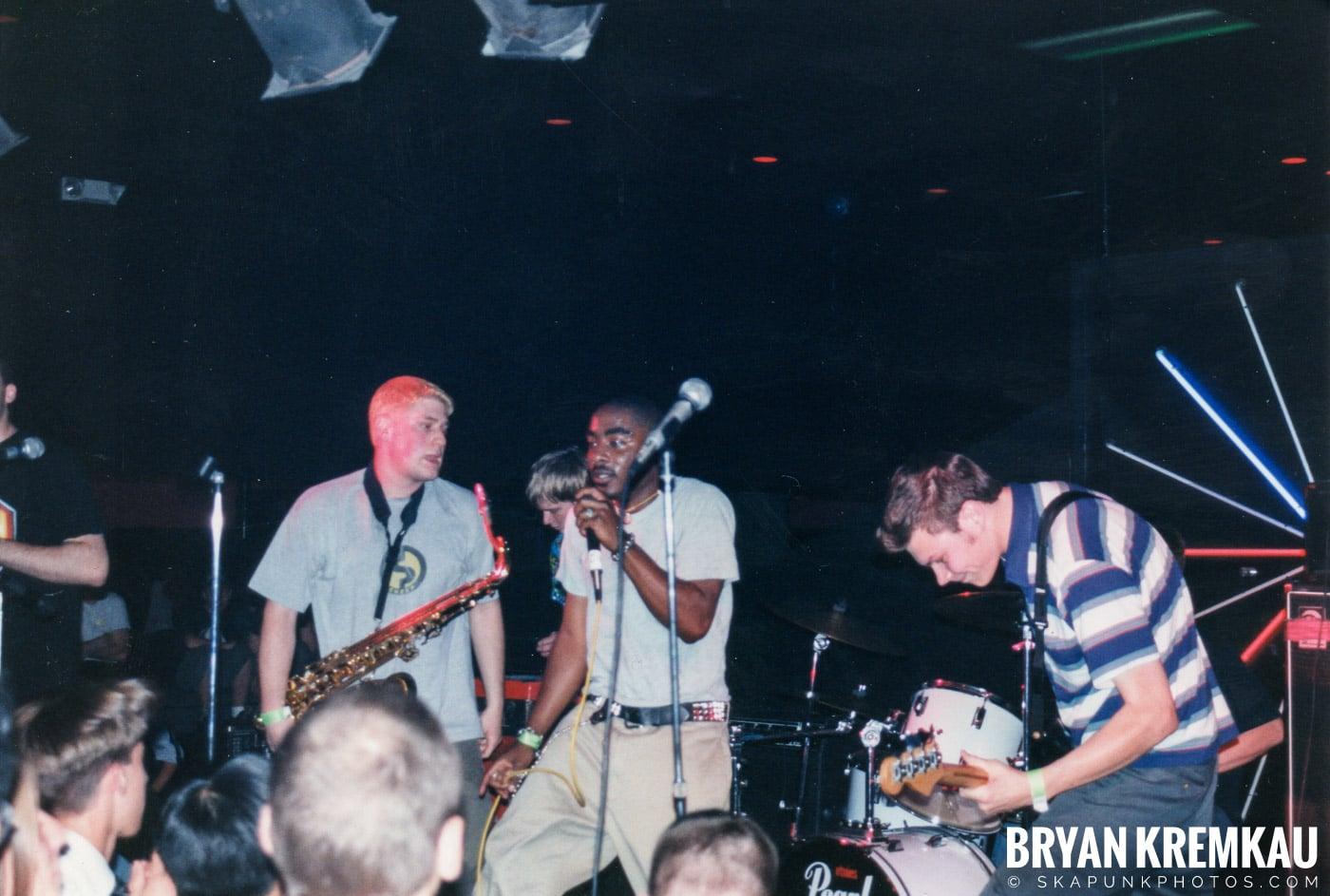 The Eclectics @ Skater's World, Wayne, NJ - 1998 (7)