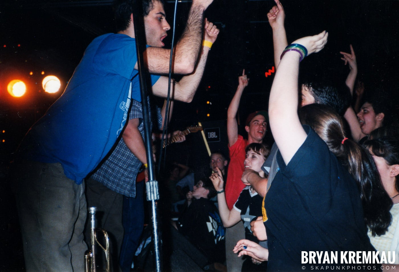 Edna's Goldfish @ Skater's World, Wayne, NJ - 5.23.98 (16)
