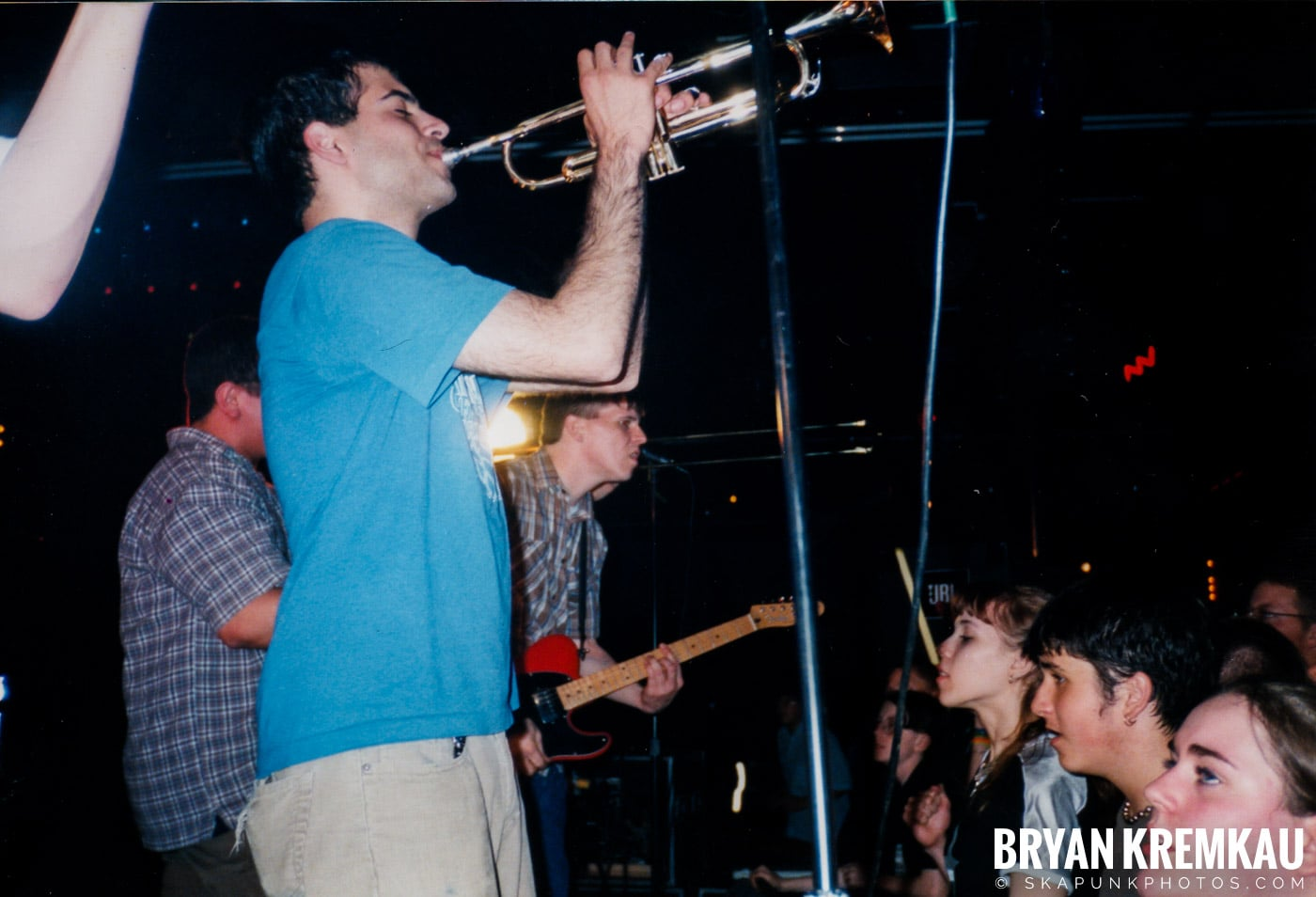 Edna's Goldfish @ Skater's World, Wayne, NJ - 5.23.98 (10)