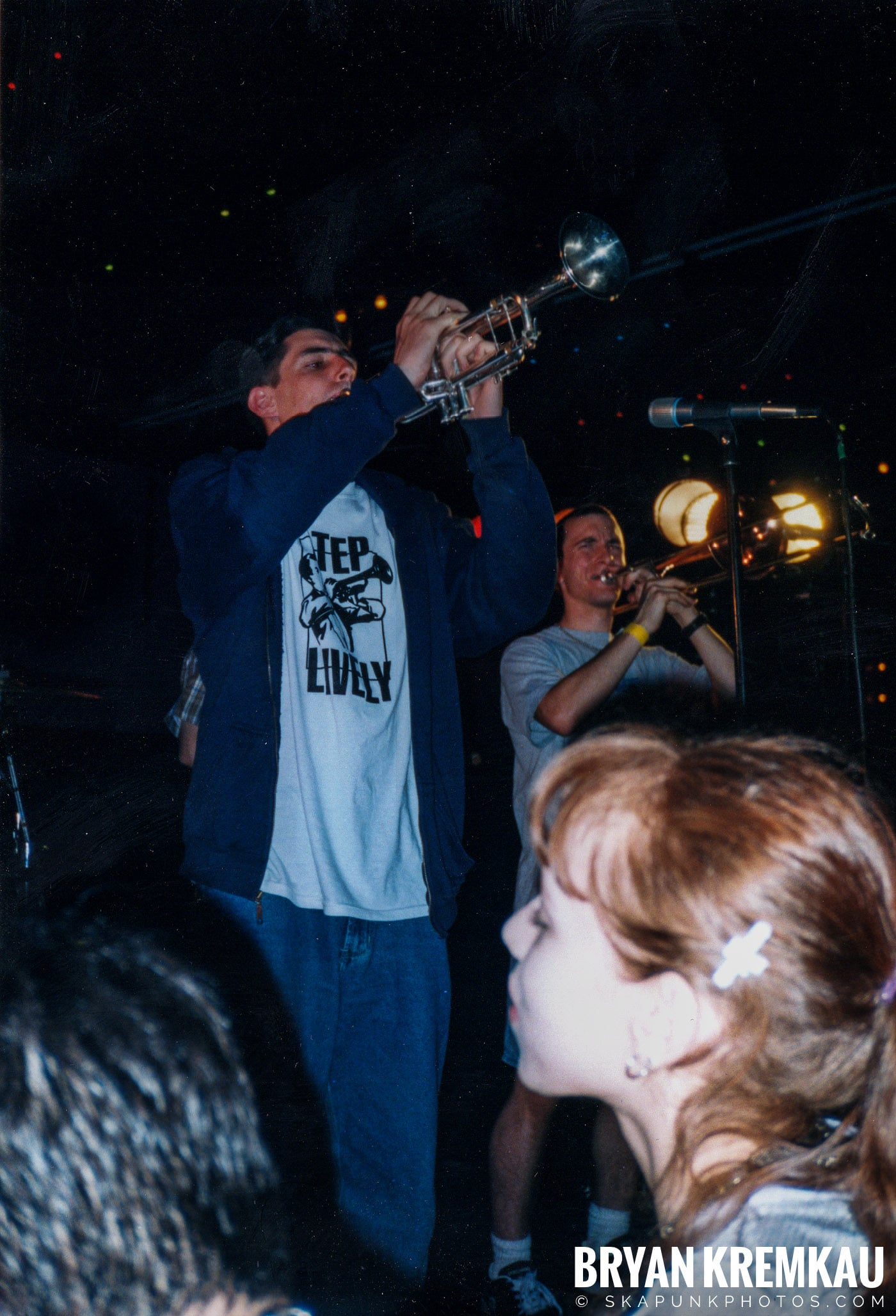 Edna's Goldfish @ Skater's World, Wayne, NJ - 5.23.98 (7)