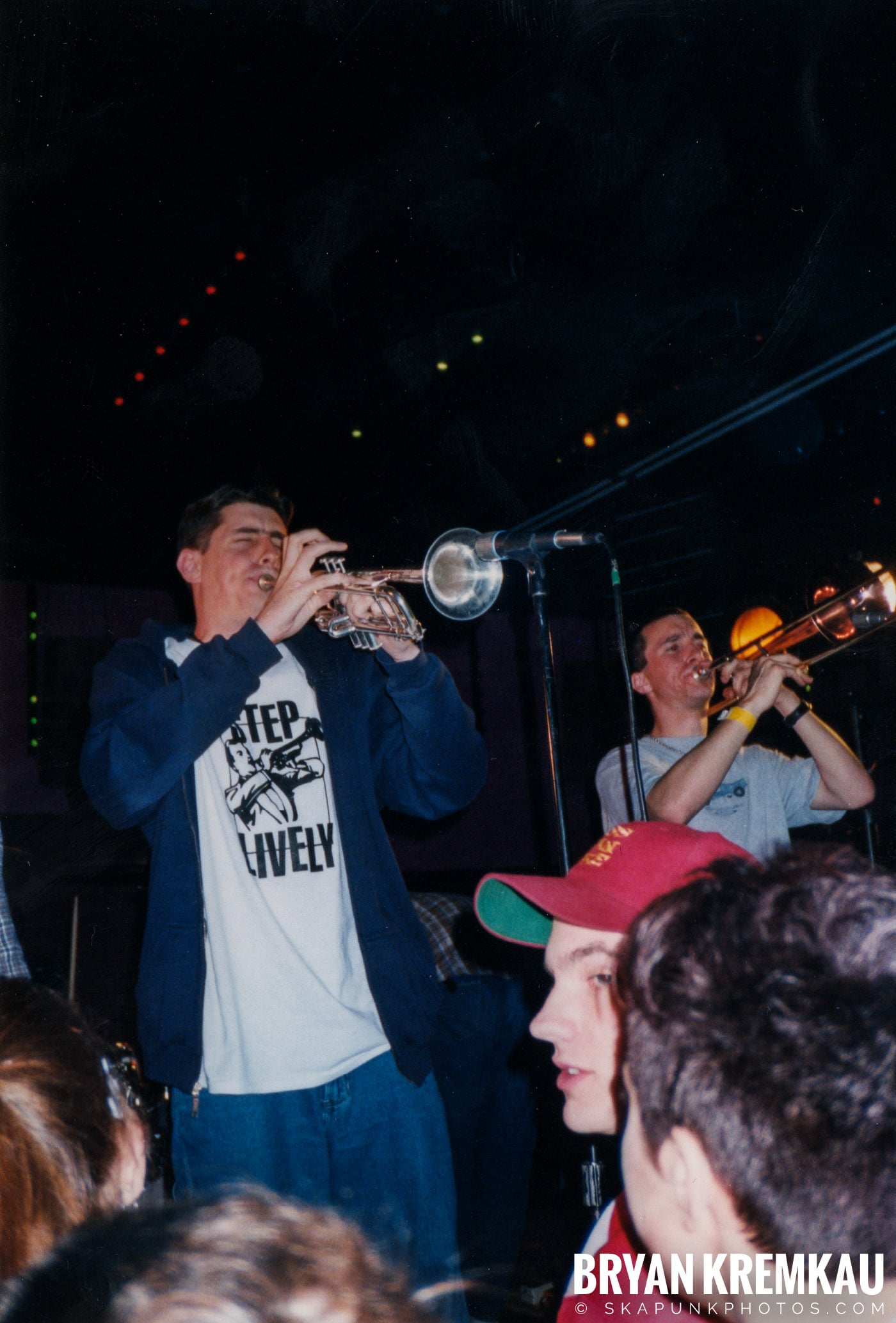 Edna's Goldfish @ Skater's World, Wayne, NJ - 5.23.98 (4)