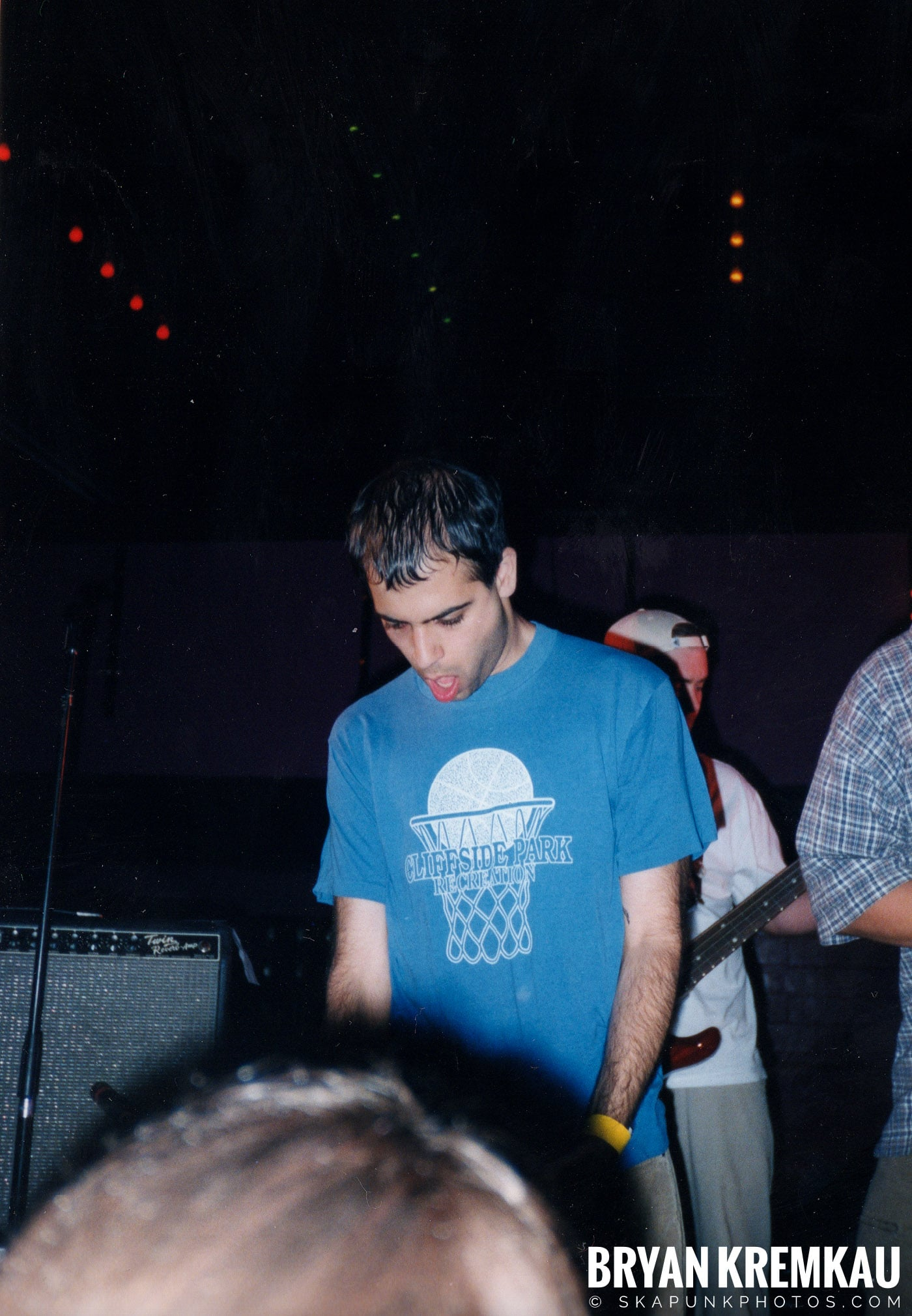 Edna's Goldfish @ Skater's World, Wayne, NJ - 5.23.98 (2)