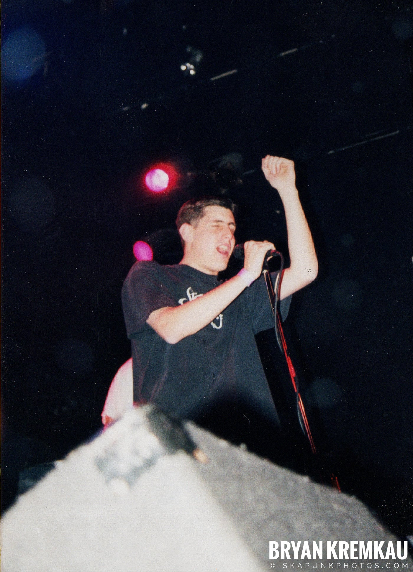 Edna's Goldfish @ The Chance, Poughkeepsie, NY - 1.15.99 (12)