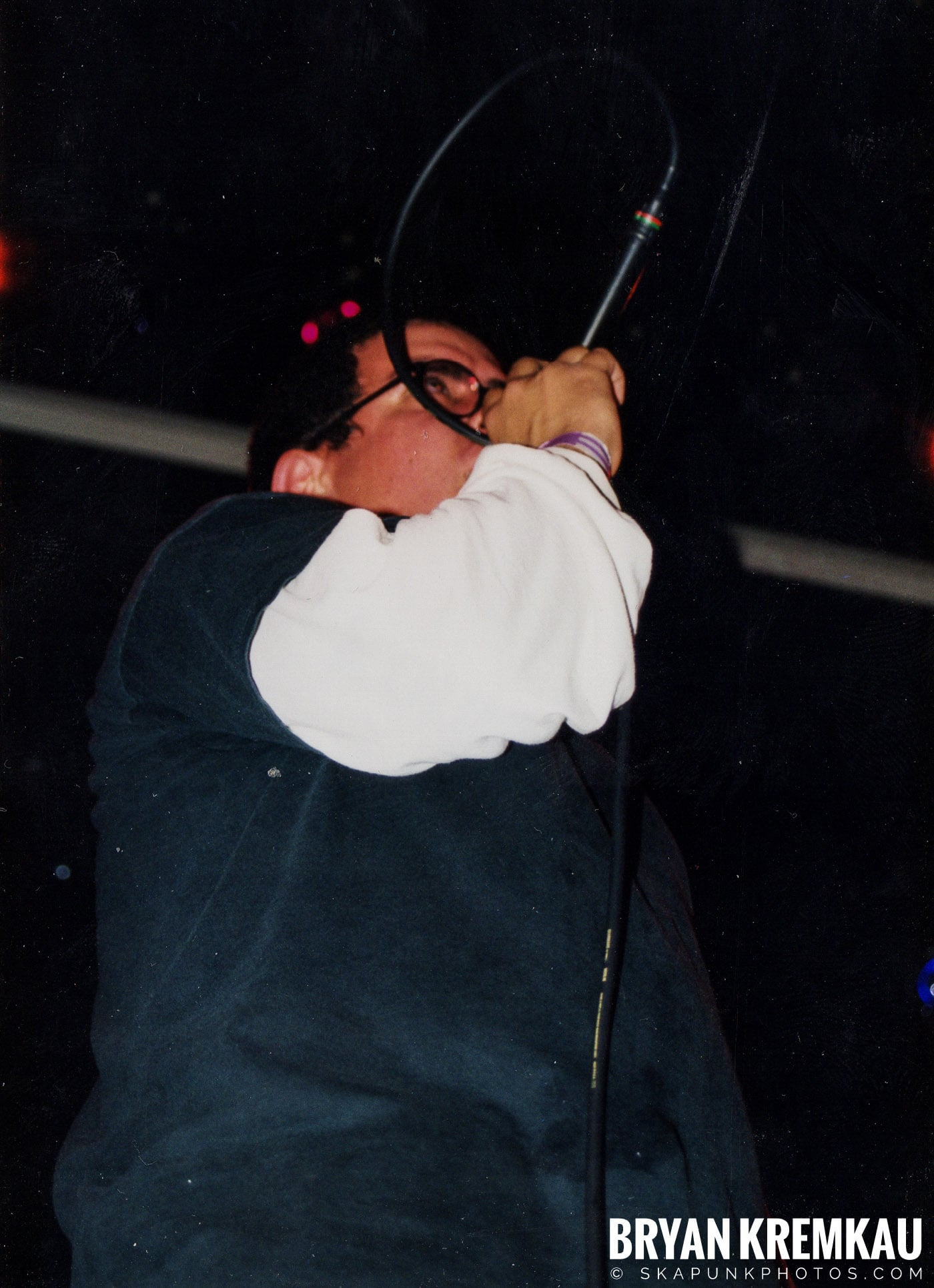 Edna's Goldfish @ The Chance, Poughkeepsie, NY - 1.15.99 (7)