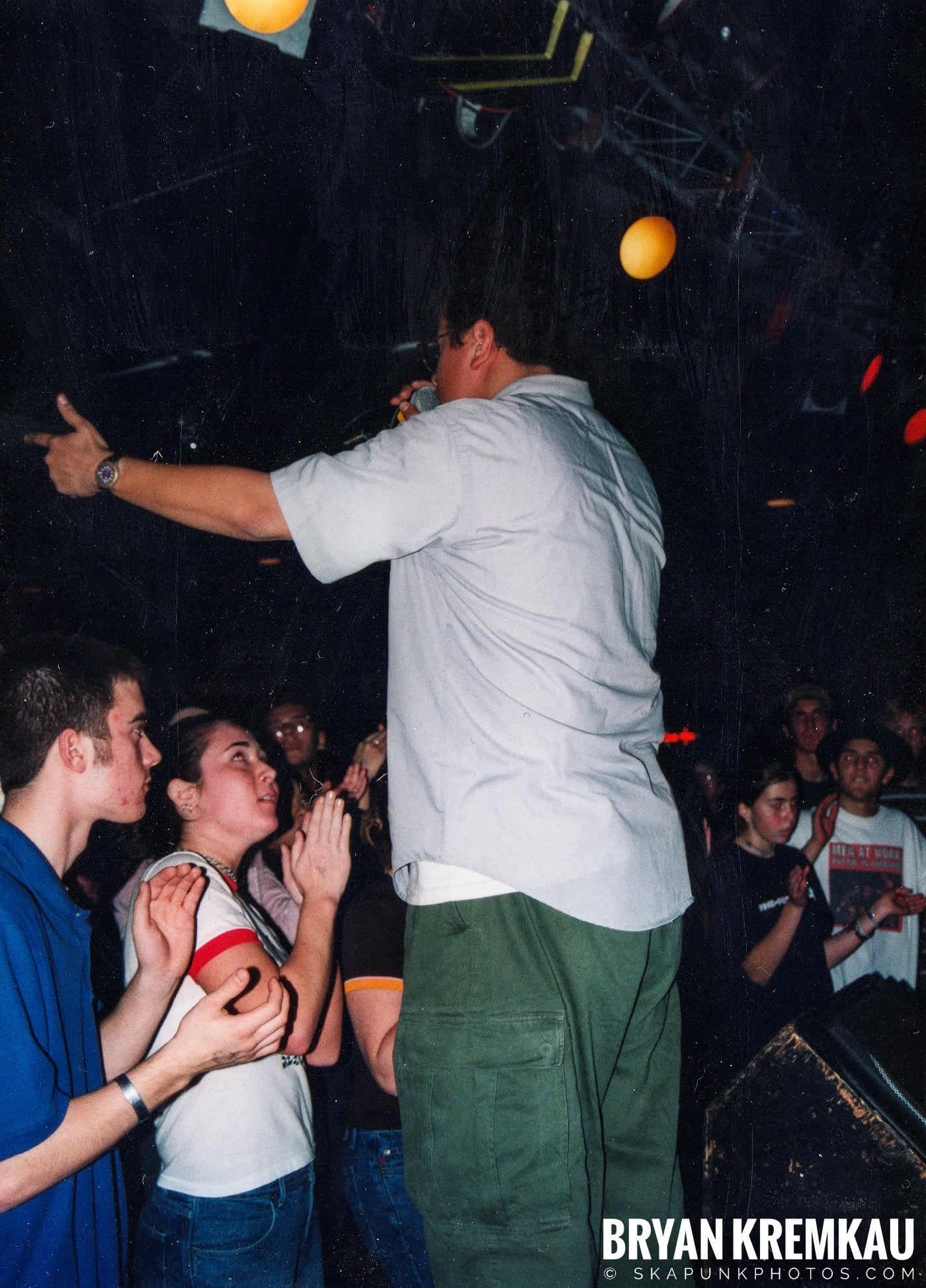 Edna's Goldfish @ Skater's World, Wayne, NJ - 11.7.98 (13)