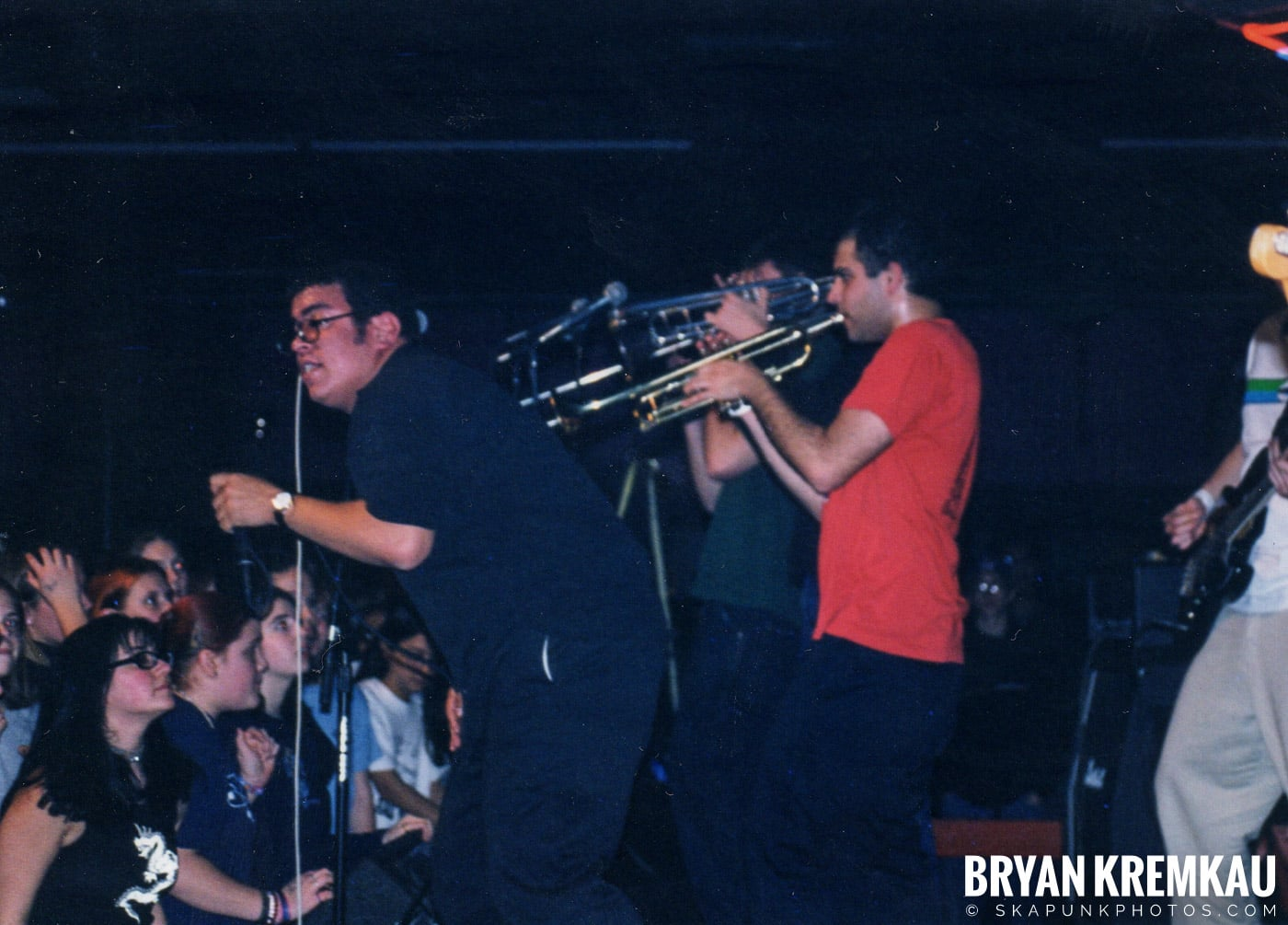 Edna's Goldfish @ Skater's World, Wayne, NJ - 7.29.99 (23)