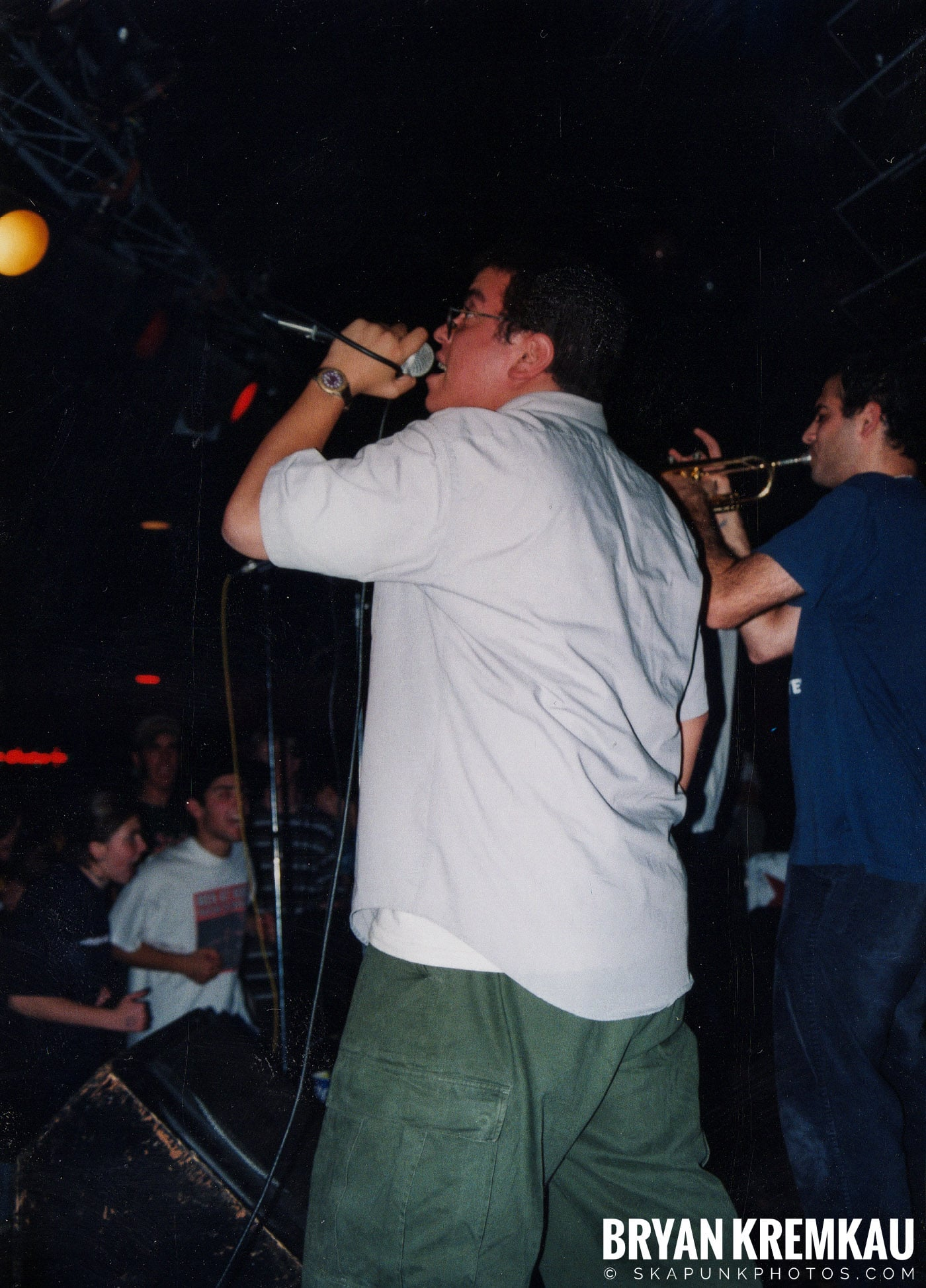 Edna's Goldfish @ Skater's World, Wayne, NJ - 11.7.98 (11)