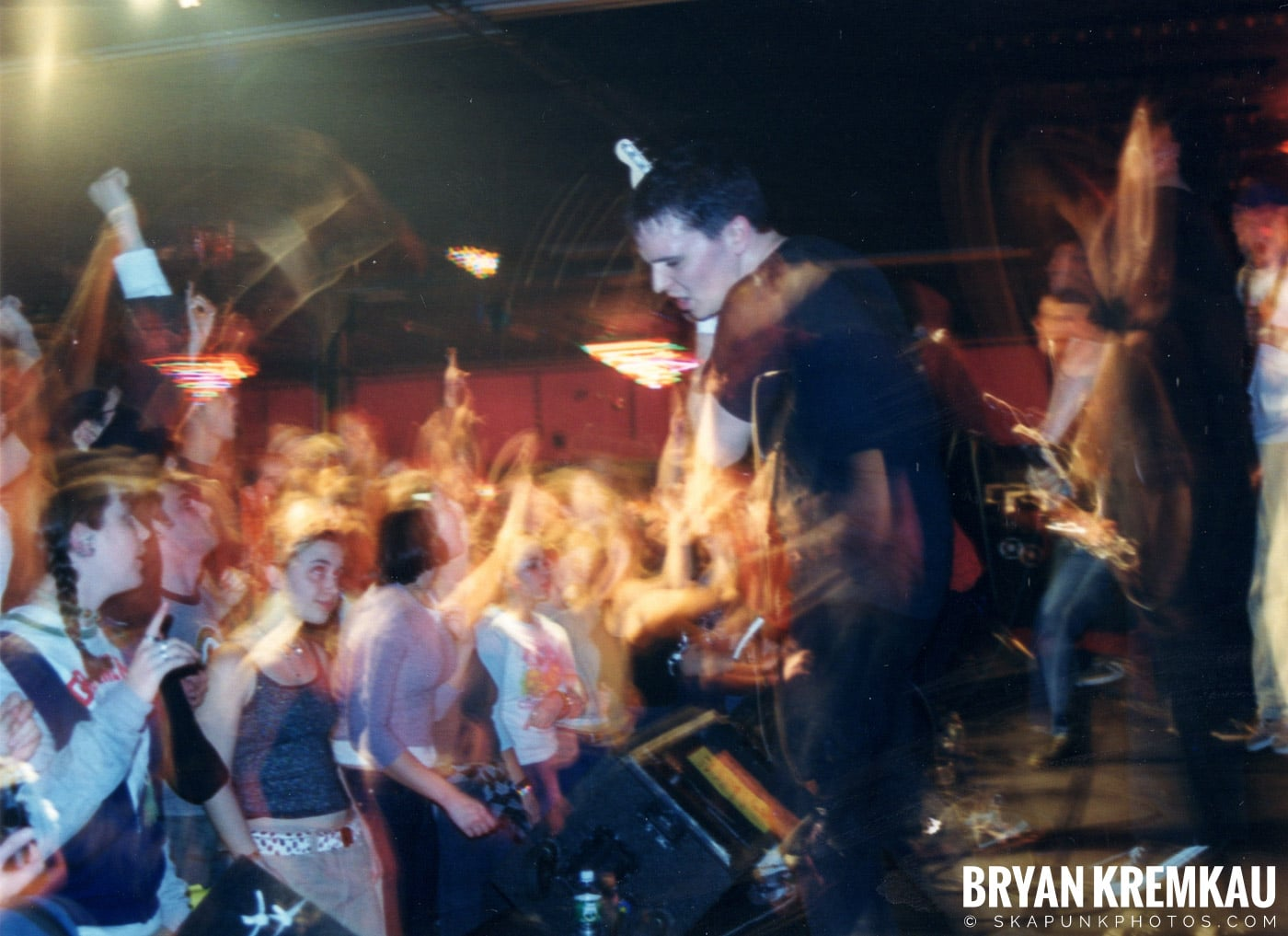 Edna's Goldfish @ Skater's World, Wayne, NJ - 7.29.99 (20)