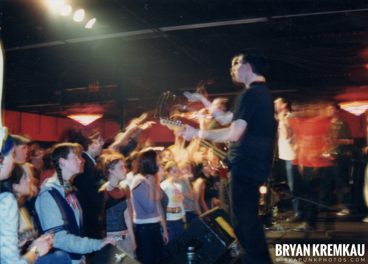 Edna's Goldfish @ Skater's World, Wayne, NJ - 7.29.99 (19)