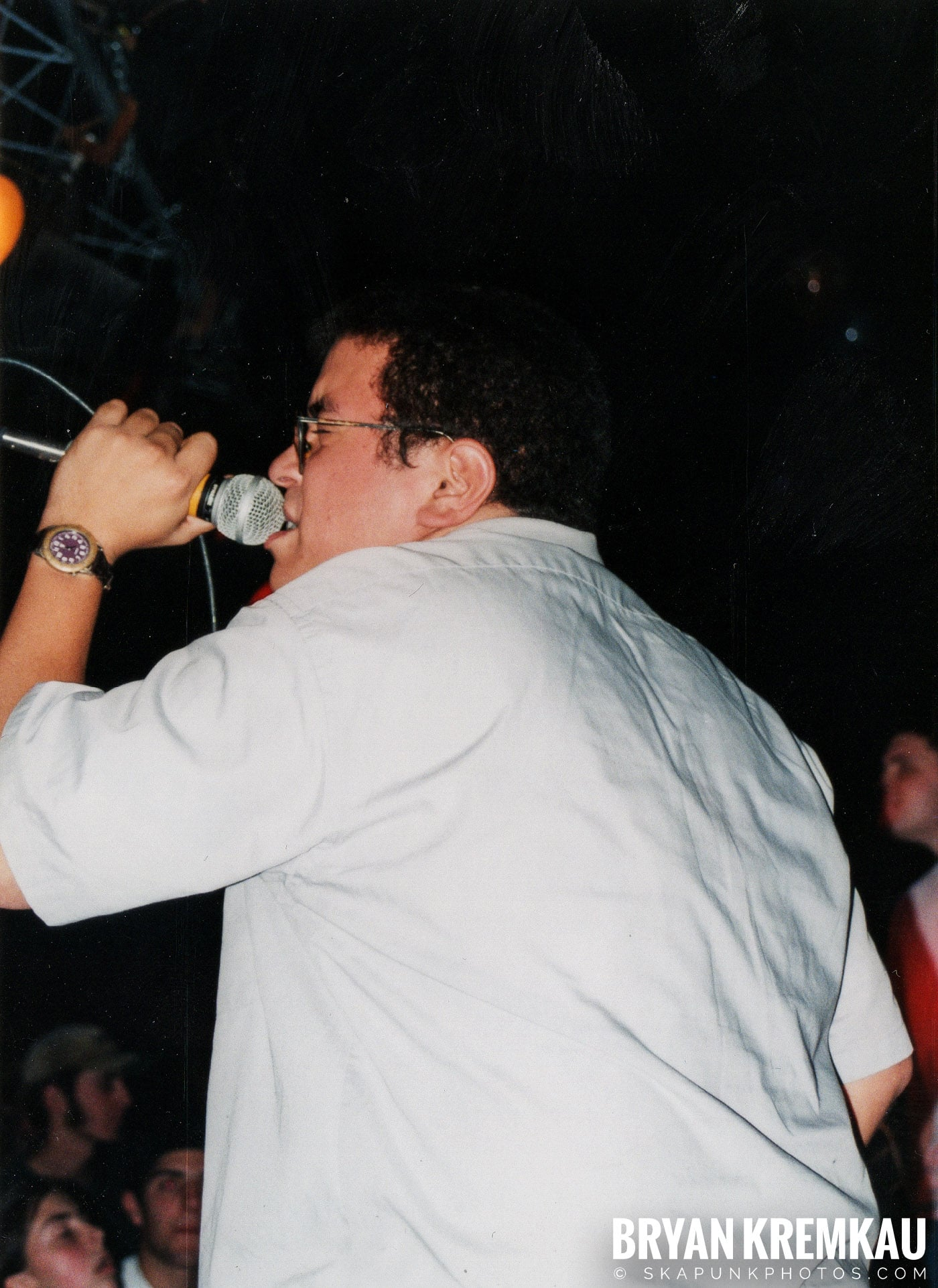 Edna's Goldfish @ Skater's World, Wayne, NJ - 11.7.98 (7)