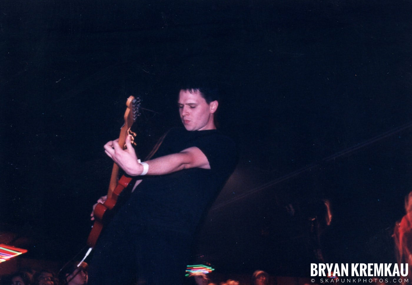 Edna's Goldfish @ Skater's World, Wayne, NJ - 7.29.99 (17)