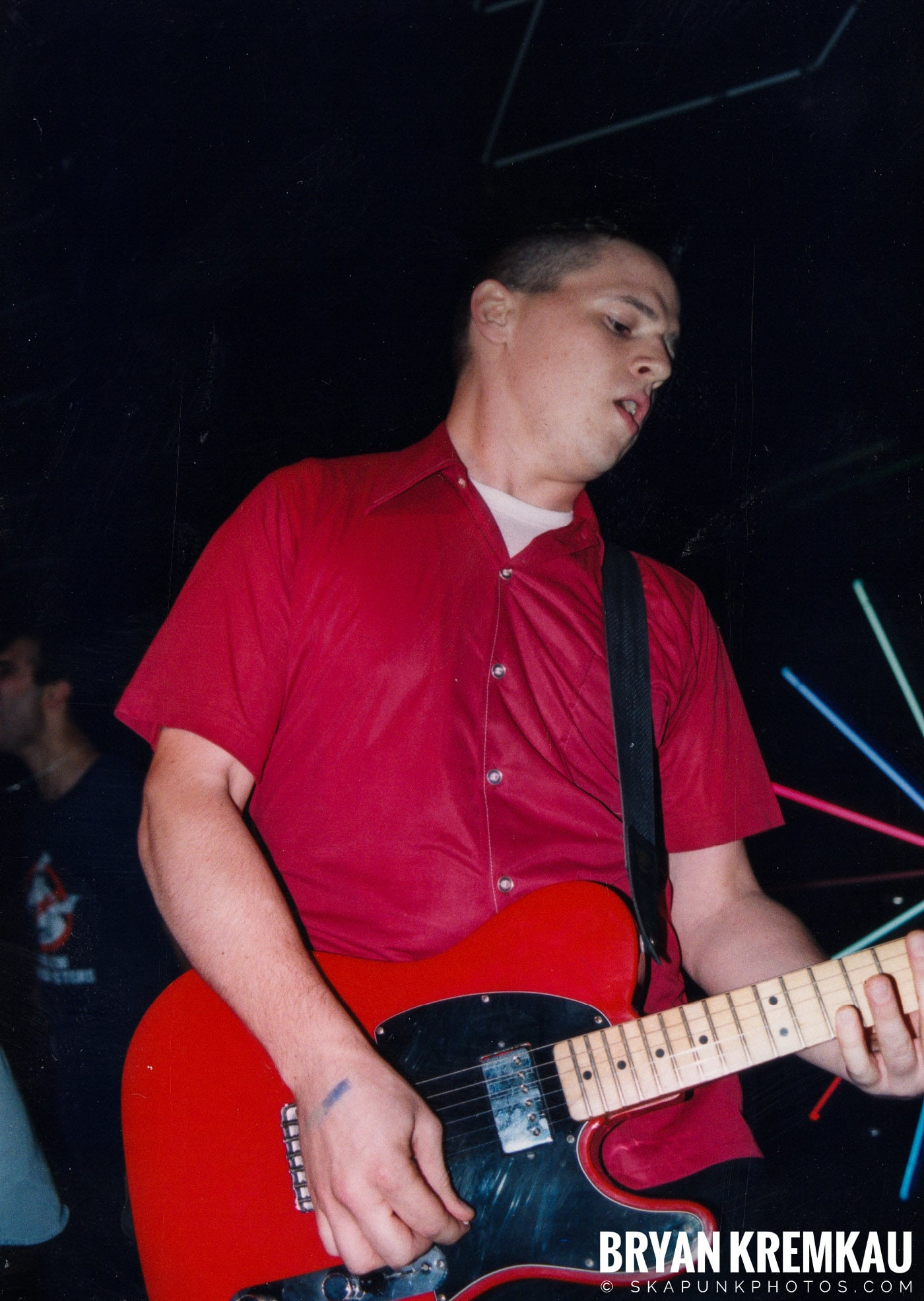 Edna's Goldfish @ Skater's World, Wayne, NJ - 11.7.98 (6)