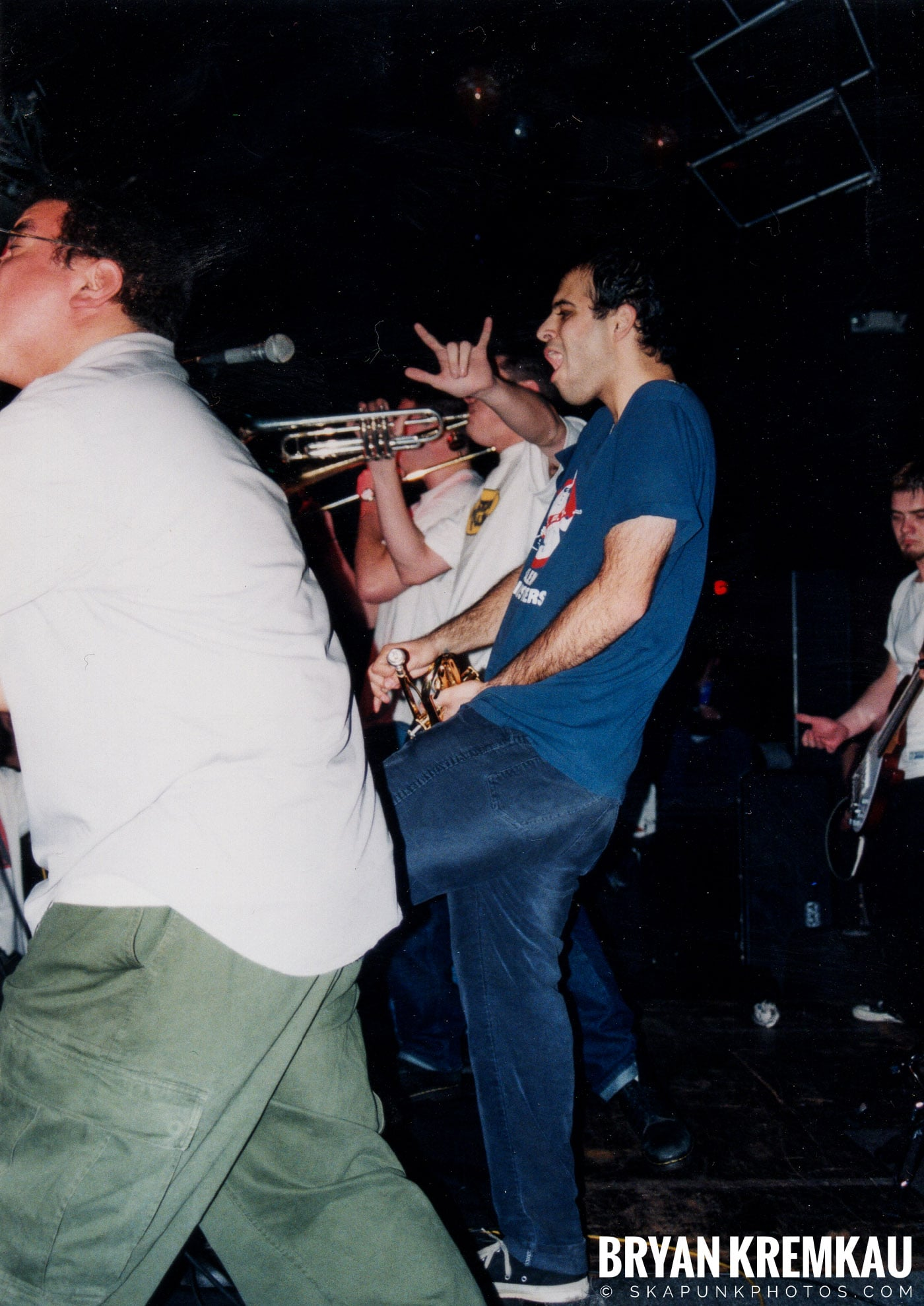 Edna's Goldfish @ Skater's World, Wayne, NJ - 11.7.98 (5)