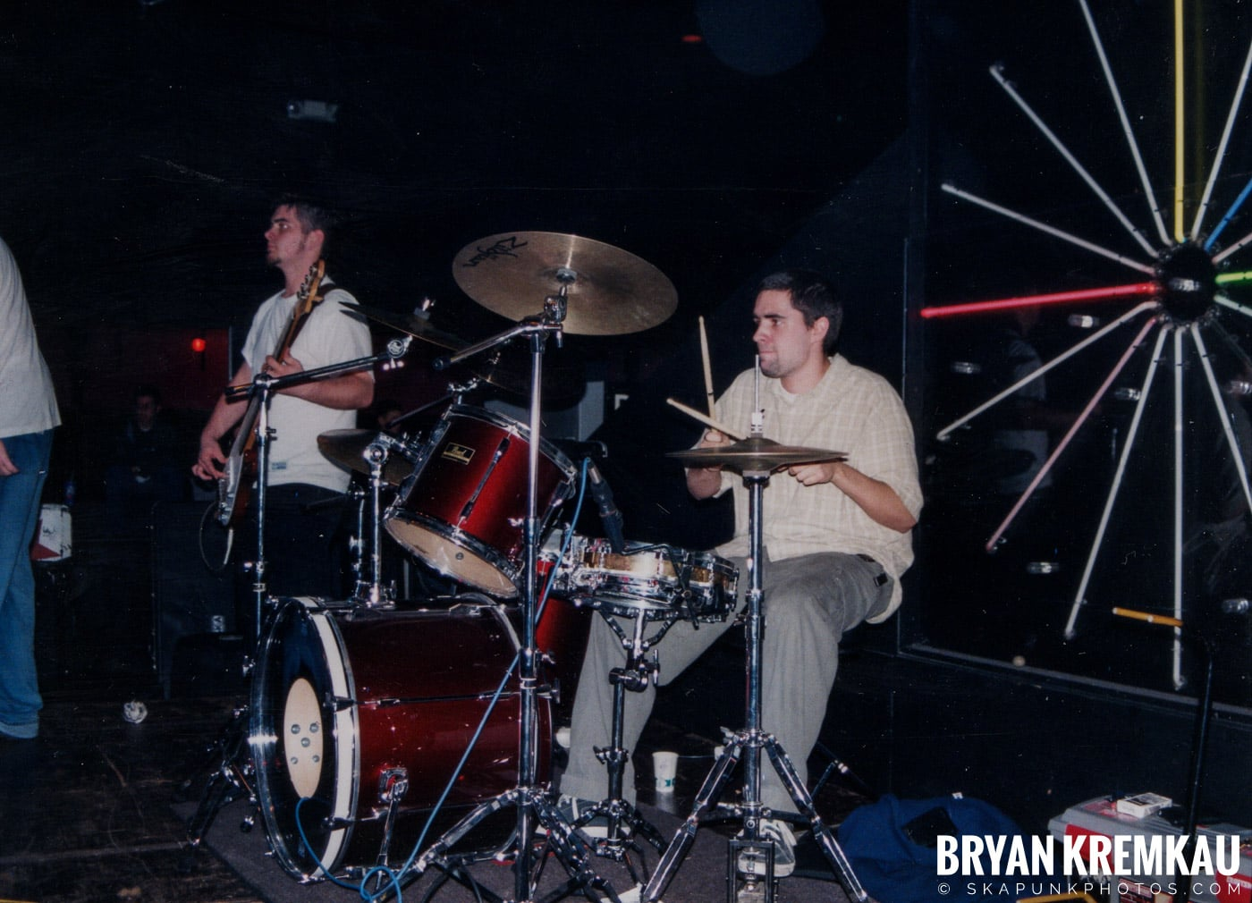 Edna's Goldfish @ Skater's World, Wayne, NJ - 11.7.98 (4)