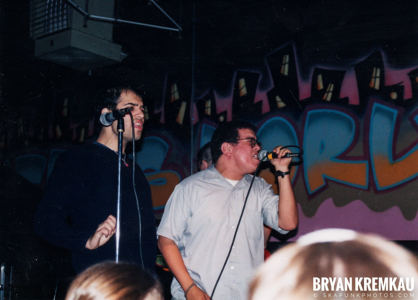Edna's Goldfish @ Skater's World, Wayne, NJ - 11.7.98 (3)