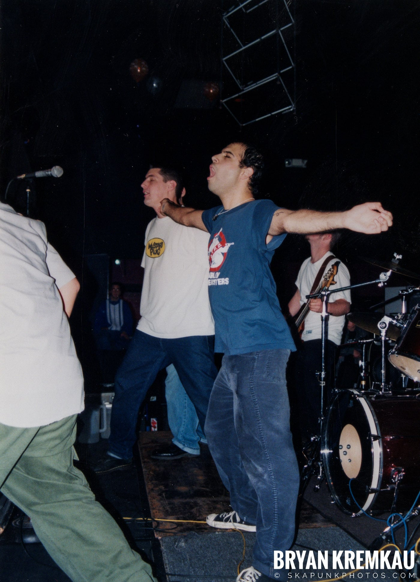 Edna's Goldfish @ Skater's World, Wayne, NJ - 11.7.98 (2)
