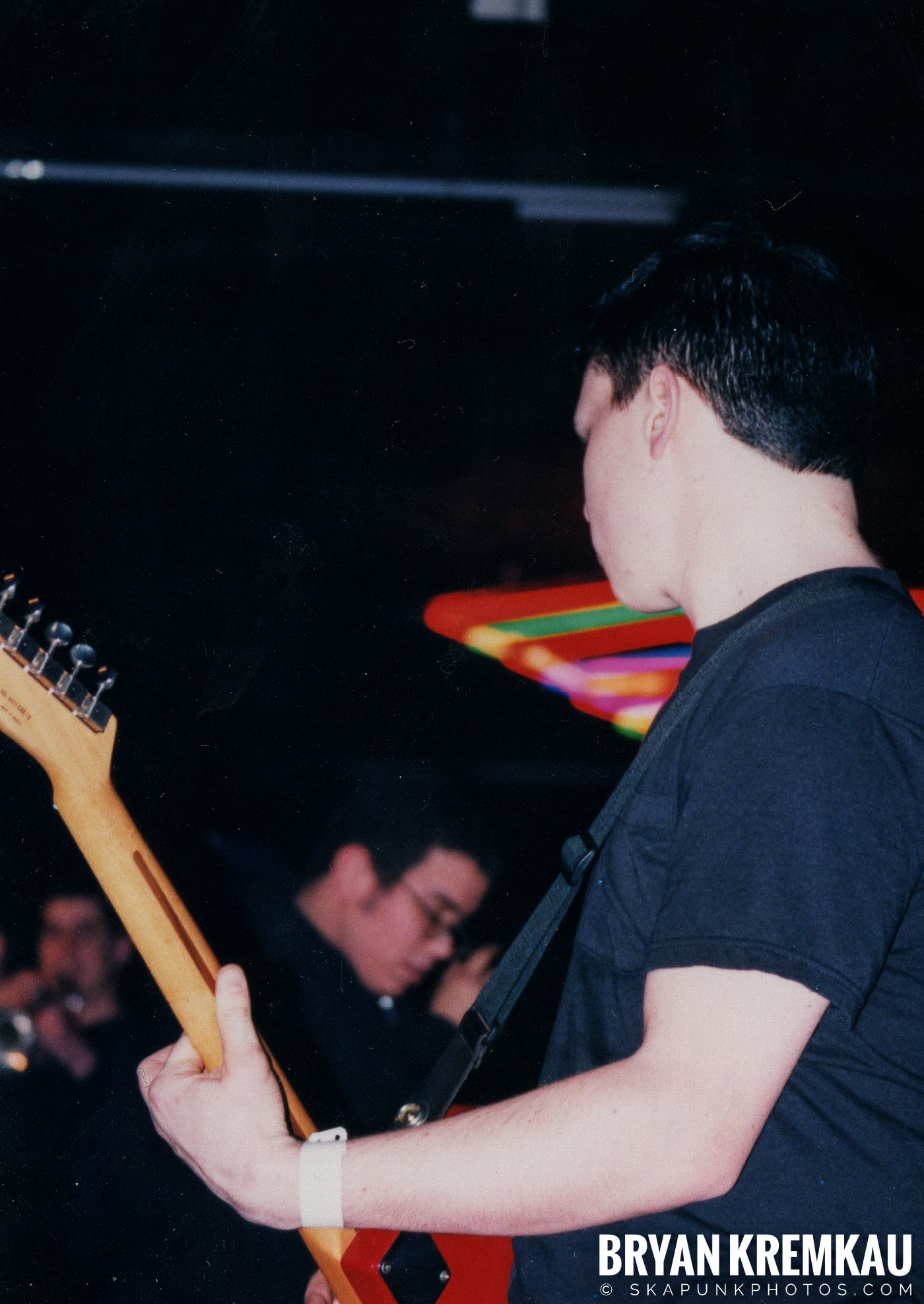 Edna's Goldfish @ Skater's World, Wayne, NJ - 7.29.99 (8)