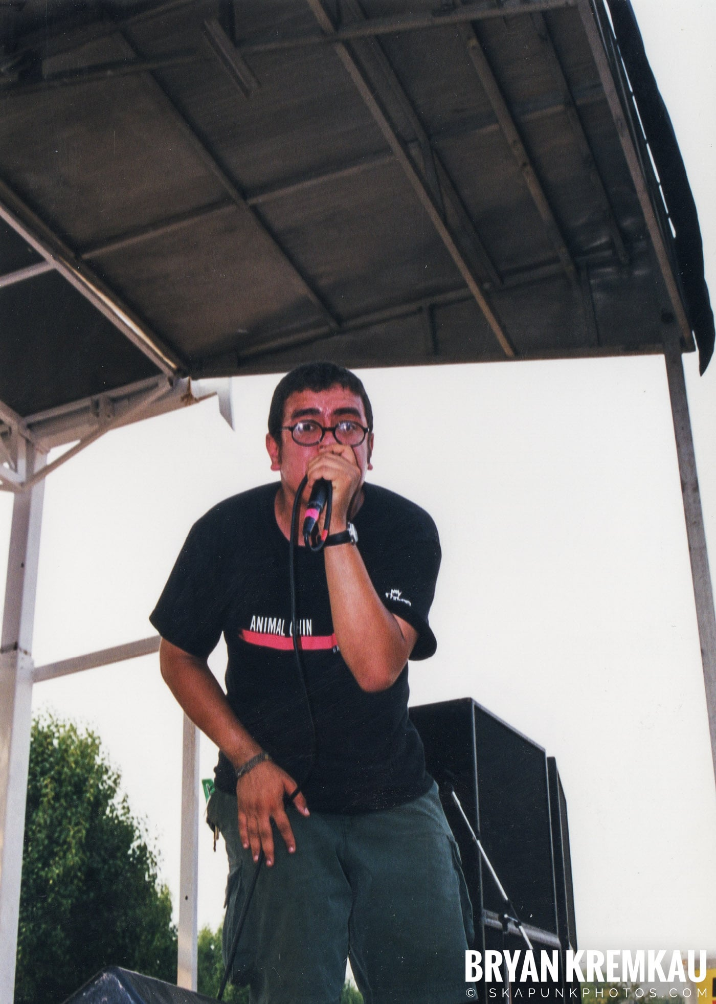 Edna's Goldfish @ Vans Warped Tour, Randall's Island, NYC - 7.16.99 (14)