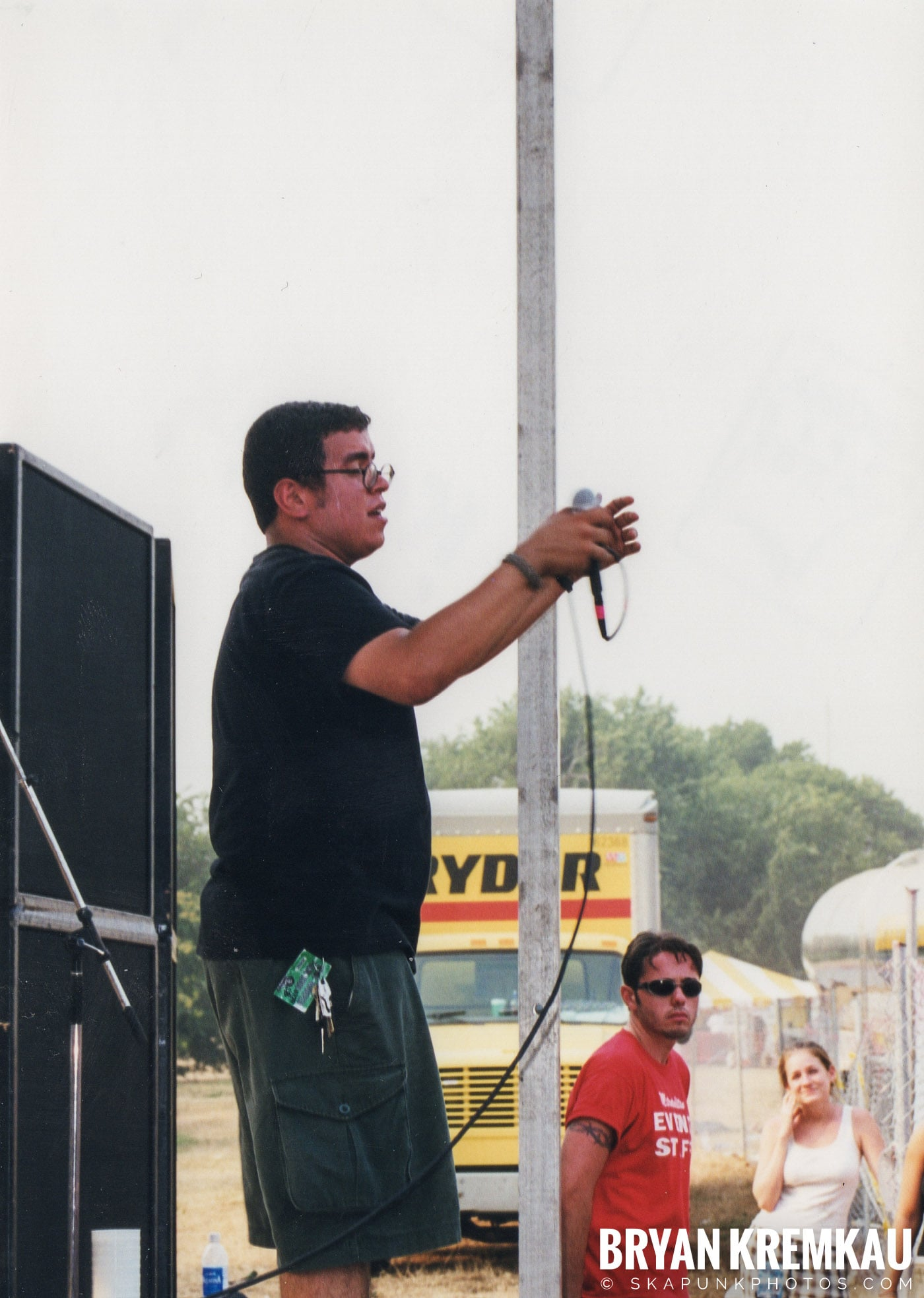 Edna's Goldfish @ Vans Warped Tour, Randall's Island, NYC - 7.16.99 (13)