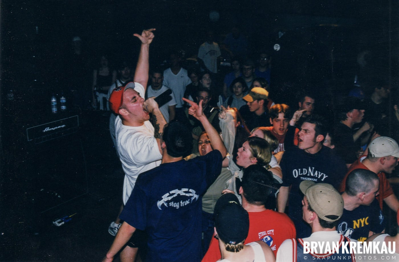 E-Town Concrete @ Sea Sea's, Moosic, PA - 4.8.99 (4)