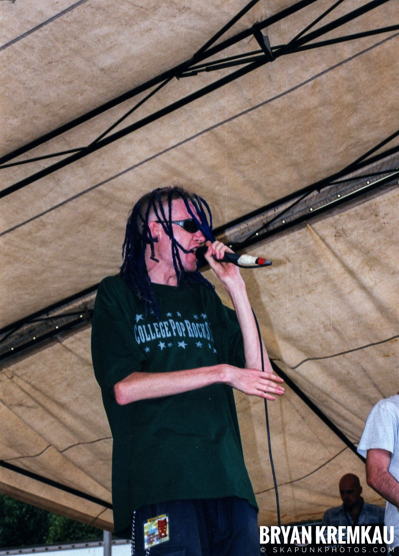 Frenzal Rhomb @ Vans Warped Tour, Randall's Island, NYC - 7.16.99 (4)